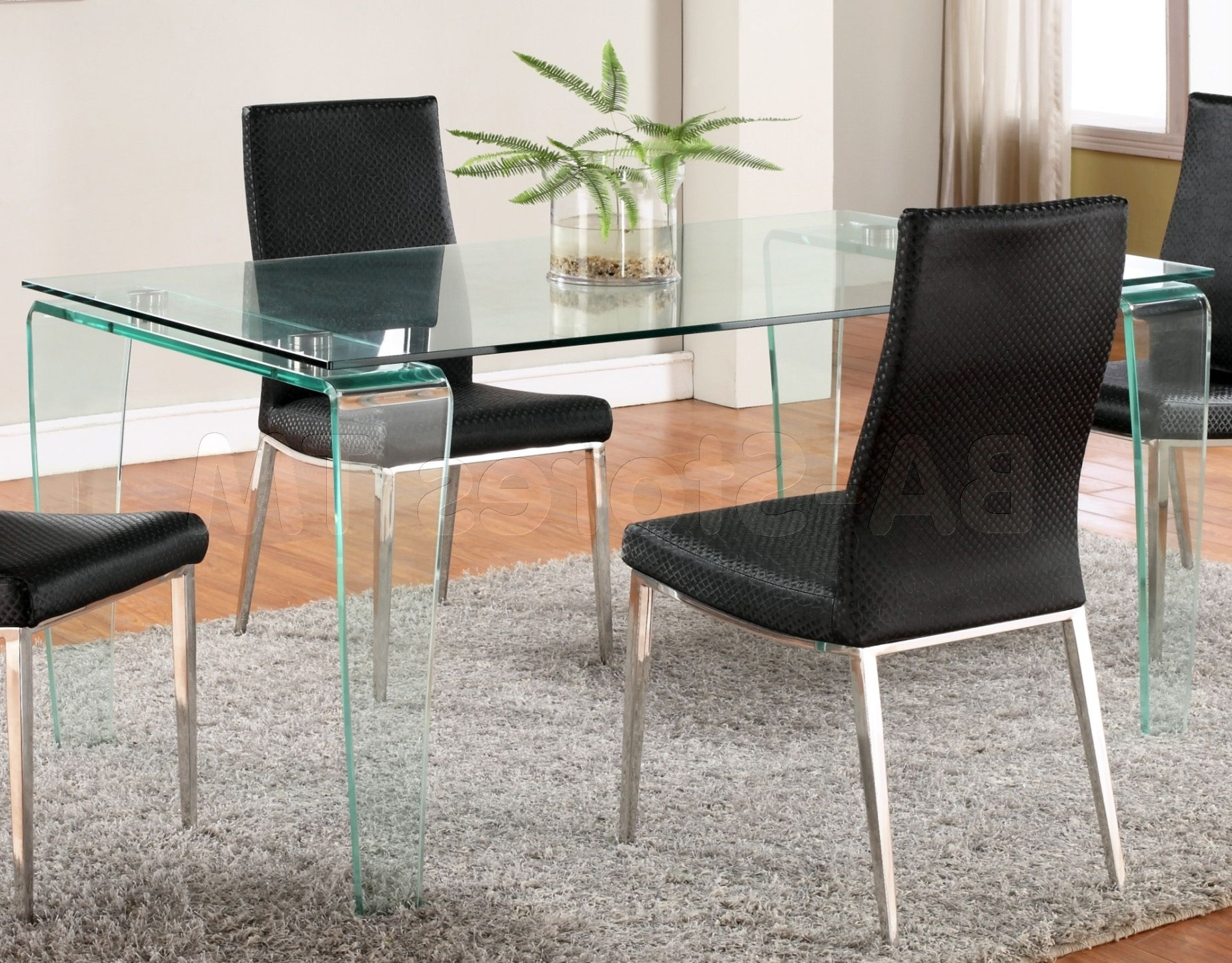 Sleek Dining Tables For Most Up To Date Modern Sleek Narrow Wenge Dining Table (View 16 of 25)