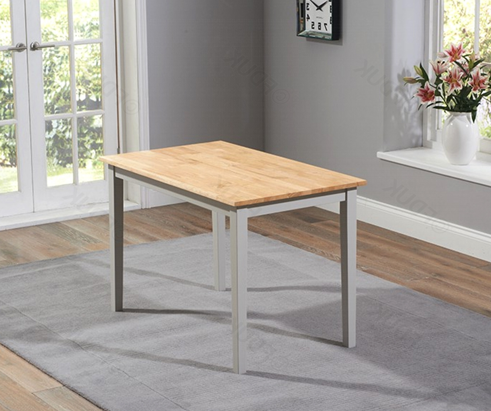 Small Dining Tables For 2 With Favorite Mark Harris Chichester (View 12 of 25)