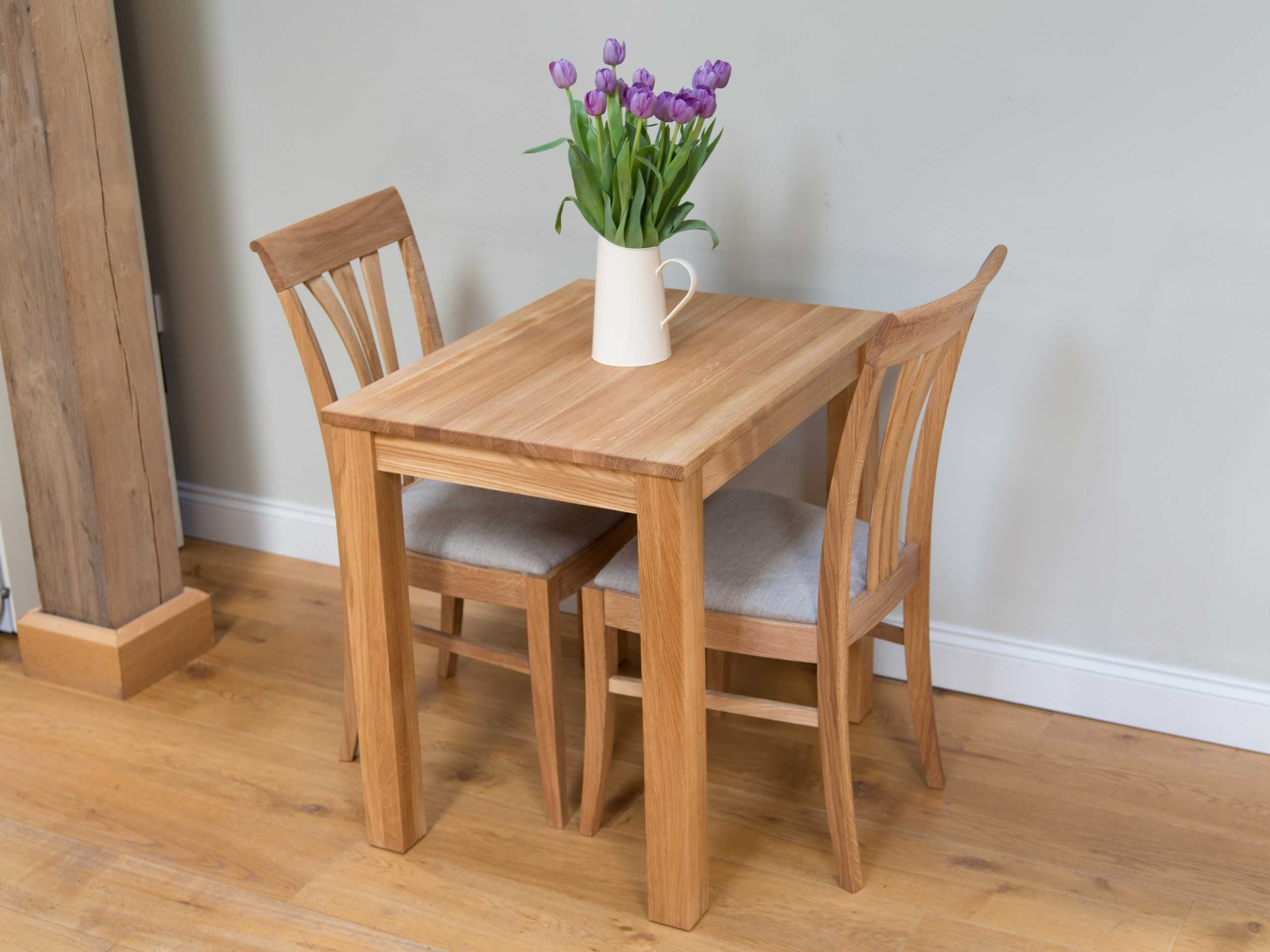 Small Two Person Dining Tables Regarding Most Recent Breathtaking Designs Chairs U Shape Stretcher Creamlear Ikea Small (View 4 of 25)