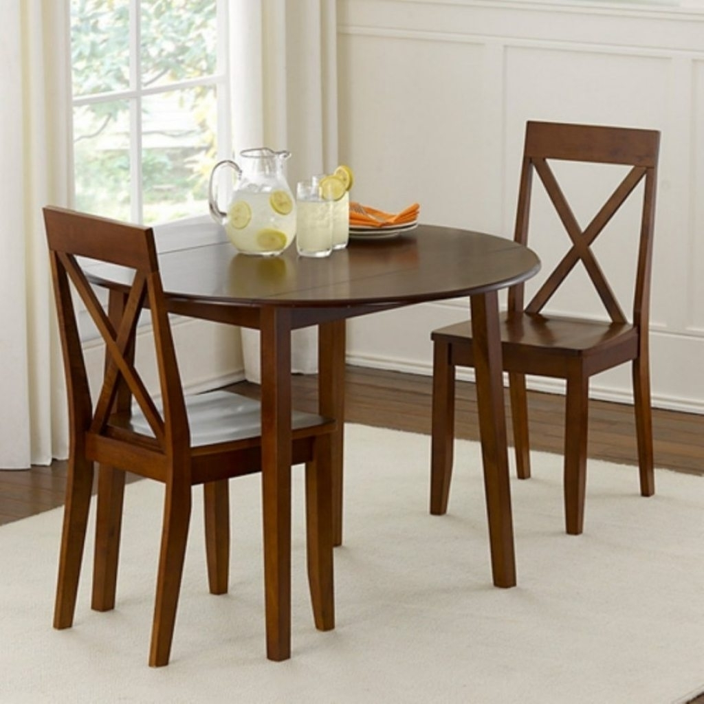Small Two Person Dining Tables Regarding Most Up To Date 2 Person Kitchen Table Home Ideas (View 5 of 25)