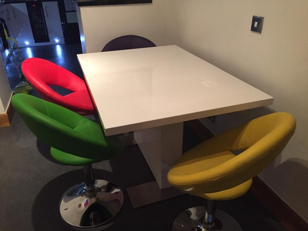 Smartie Dining Set (View 14 of 25)