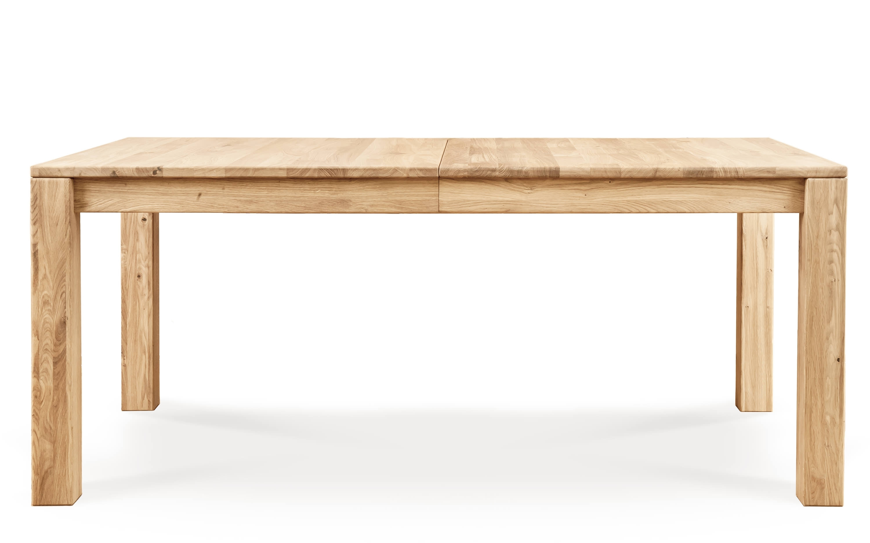 Solid Oak Pertaining To Trendy Lyon Dining Tables (View 22 of 25)