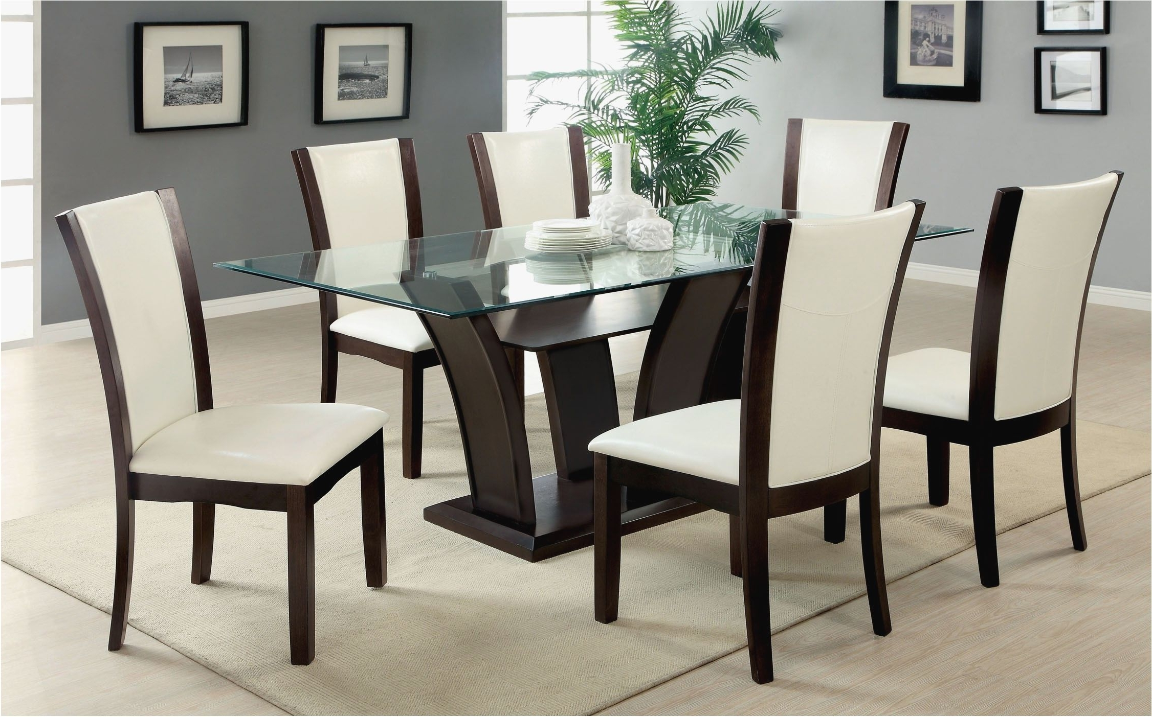 Spectacular 6 Chair Dining Table Inspiration 2018 Dining Table Set 6 Intended For Most Recently Released Dining Tables With 6 Chairs (View 4 of 25)