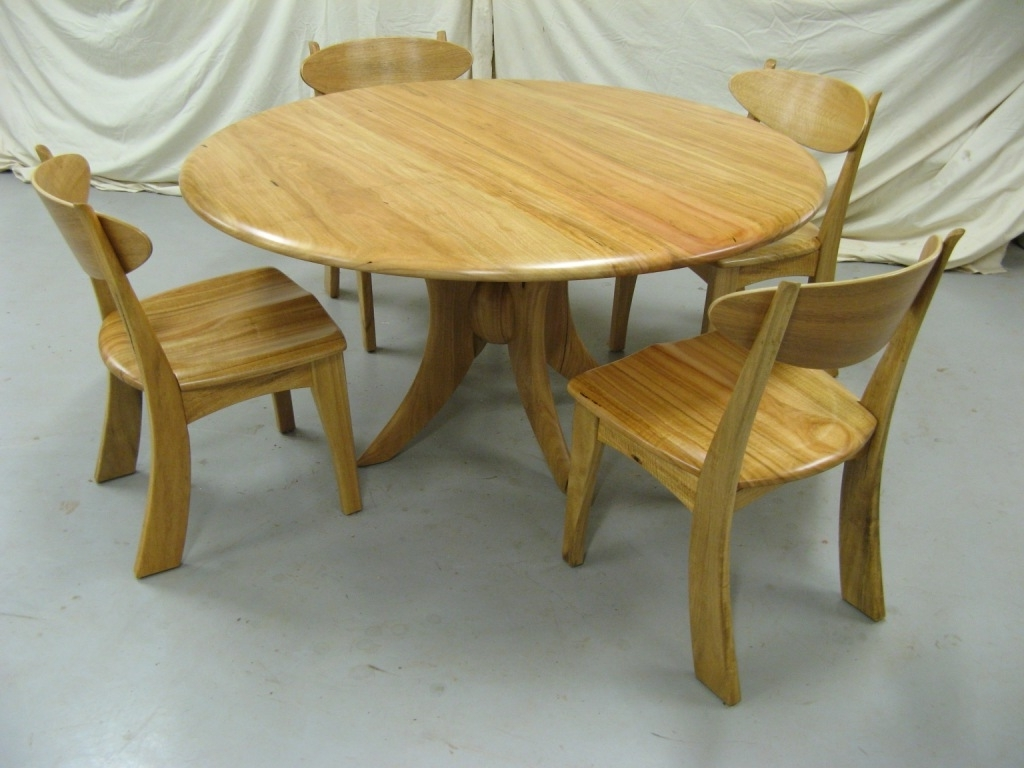 Sphere Round Dining Table • Fine Furniture Design (View 19 of 25)