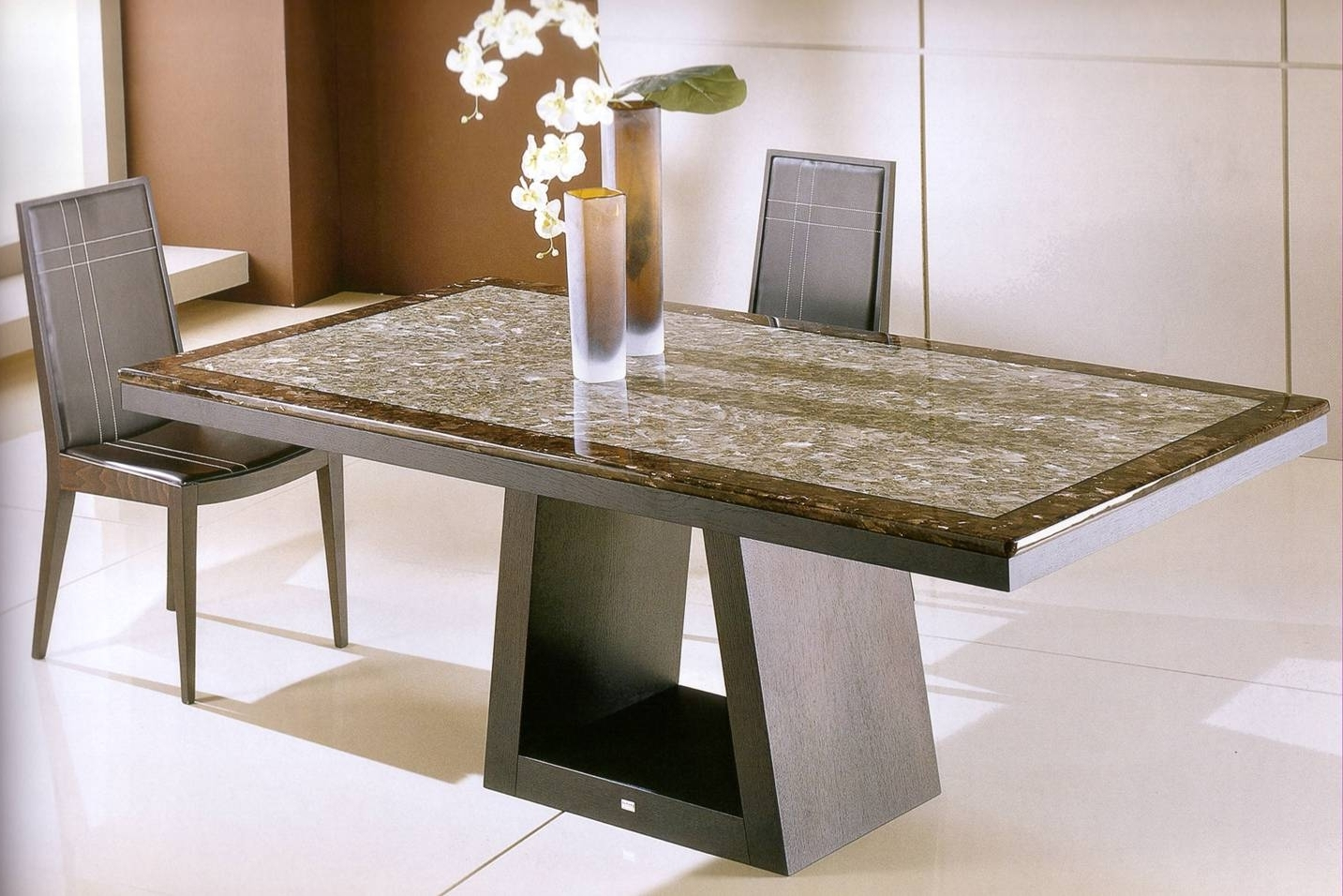 Stone – Worldstyle Furniture In Latest Stone Dining Tables (View 5 of 25)