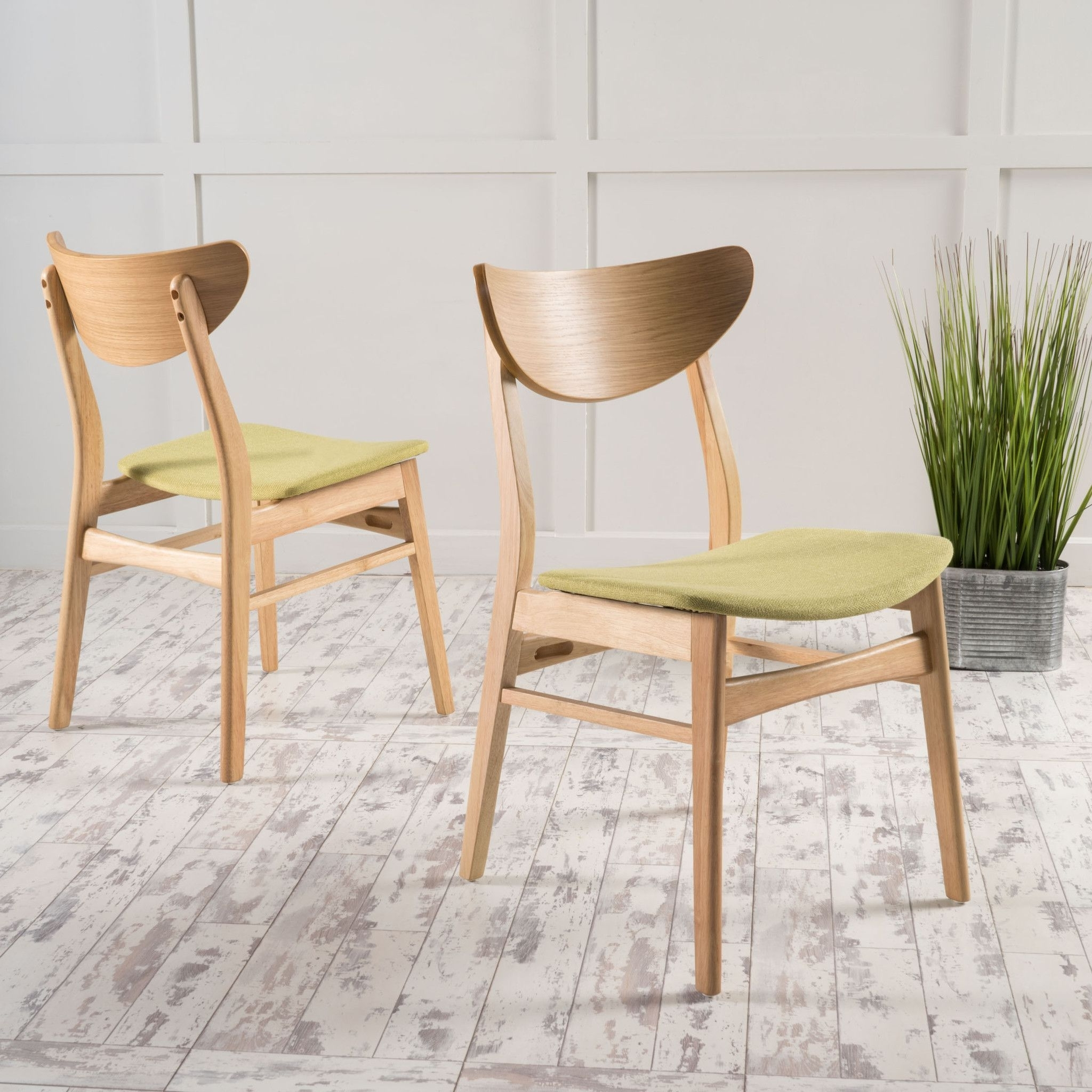 Stylish Dining Chairs Throughout 2017 Camilla Scandinavian Design Dining Chairs (Set Of 2) This Stylish (View 18 of 25)