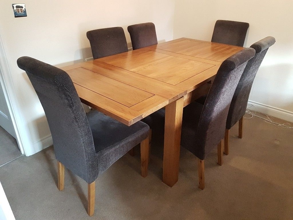 Featured Photo of Contemporary Extending Dining Tables