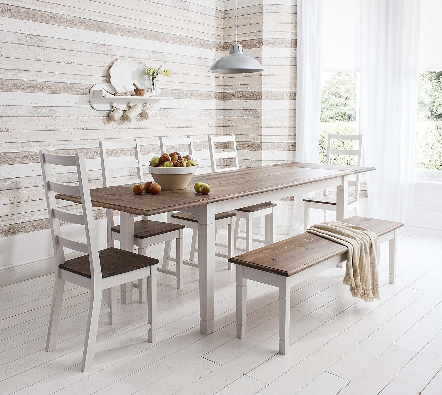 Table Black Table And Chairs Extending Dining Table Sets Uk Popular Within Well Known White Extendable Dining Tables And Chairs (View 23 of 25)