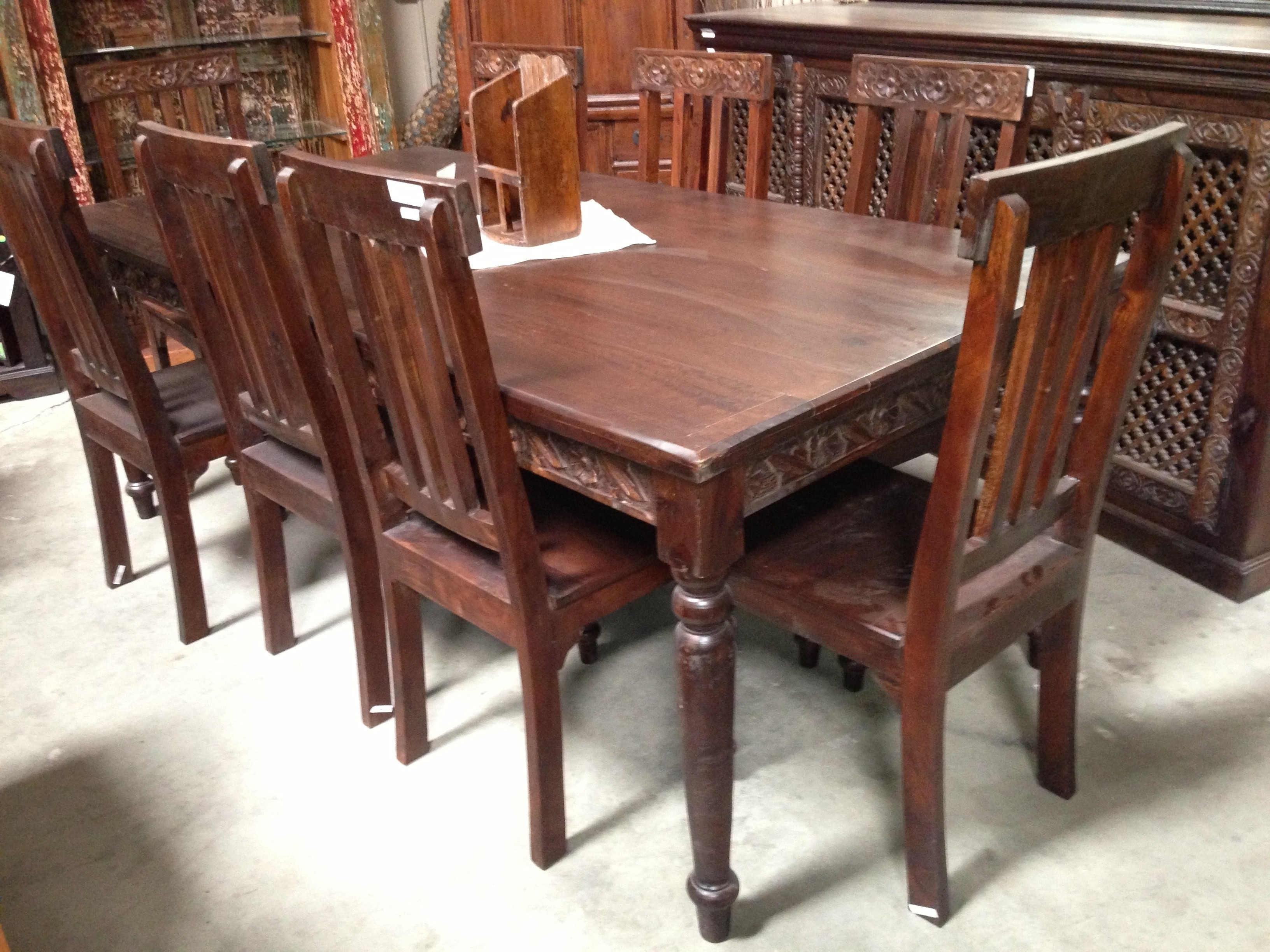 The 25 Fresh Indian Dining Table – Welovedandelion Throughout Well Known Indian Wood Dining Tables (View 18 of 25)