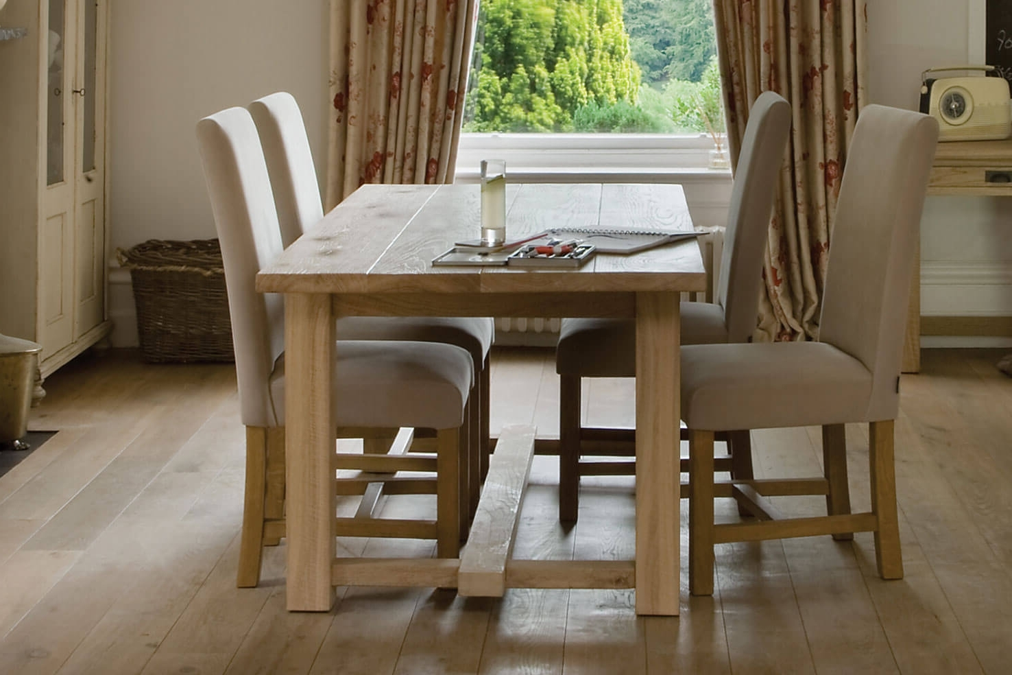 Featured Photo of Oak Dining Furniture