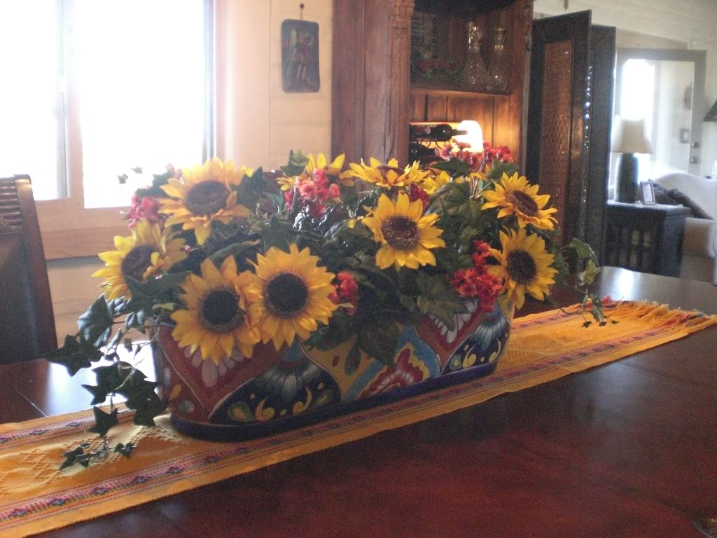 Top 21 Ideas For The Dining Table Centerpiece – Qnud With Regard To Favorite Artificial Floral Arrangements For Dining Tables (View 20 of 25)