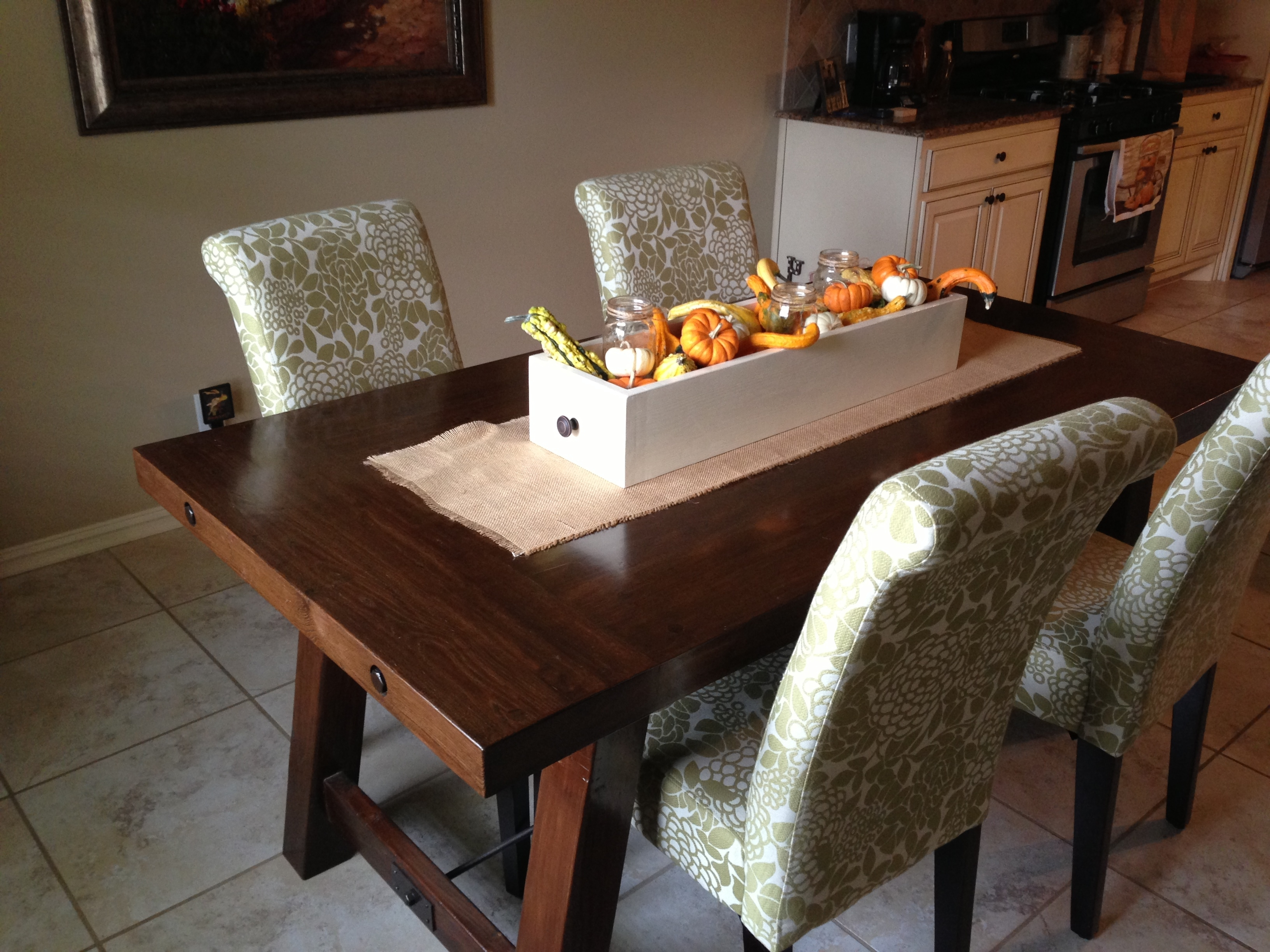 Toscana Dining Tables Inside Latest Ana White (View 6 of 25)