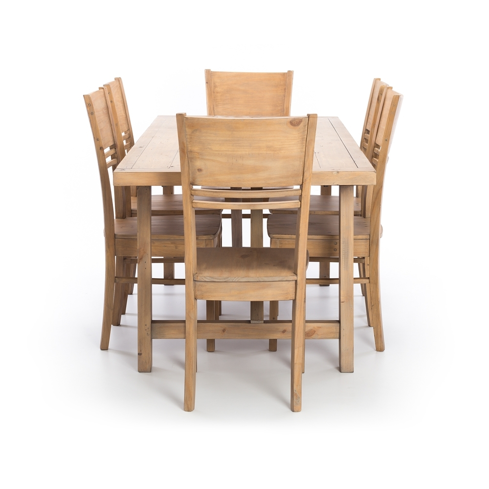 Toscana Dining Tables With Well Known Toscana Medium Dining Table Furnituredesign (View 20 of 25)