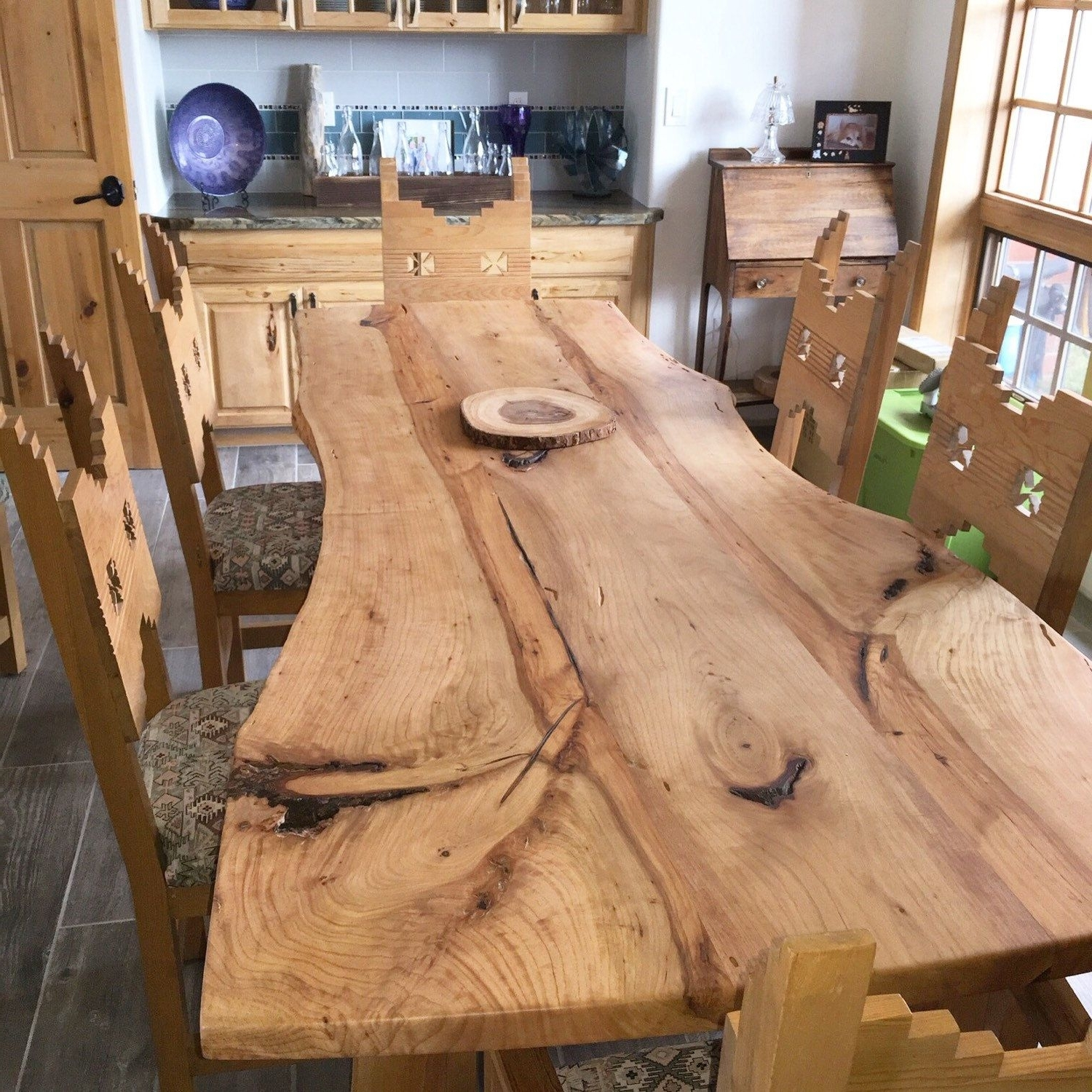 Tree Dining Tables Intended For Current Check Out Our Newest Dining Table! Available Now Live Edge (View 19 of 25)