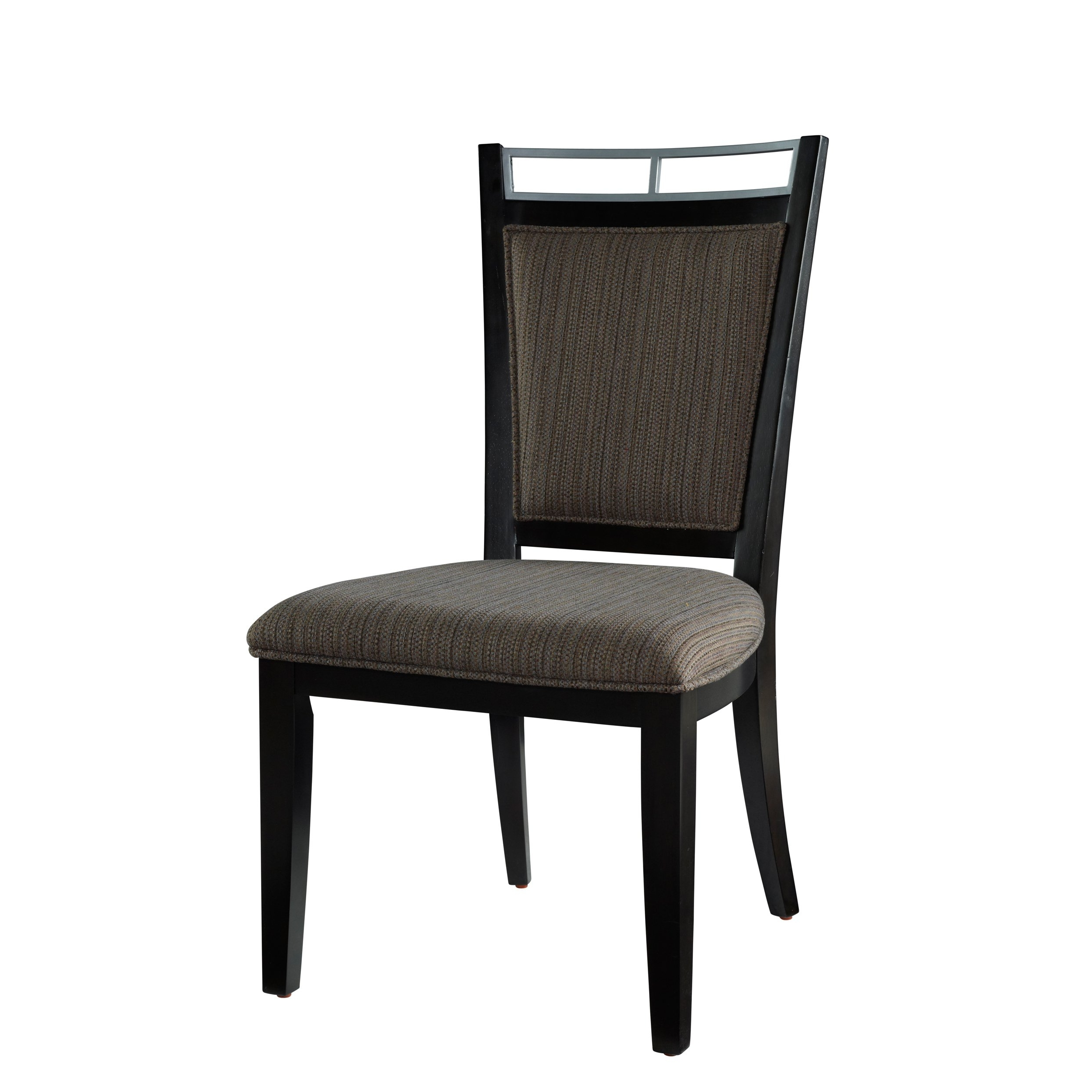 Trendy Caden 5 Piece Round Dining Sets With Upholstered Side Chairs Inside Shop Caden Dining Chair – Free Shipping Today – Overstock –  (View 19 of 25)