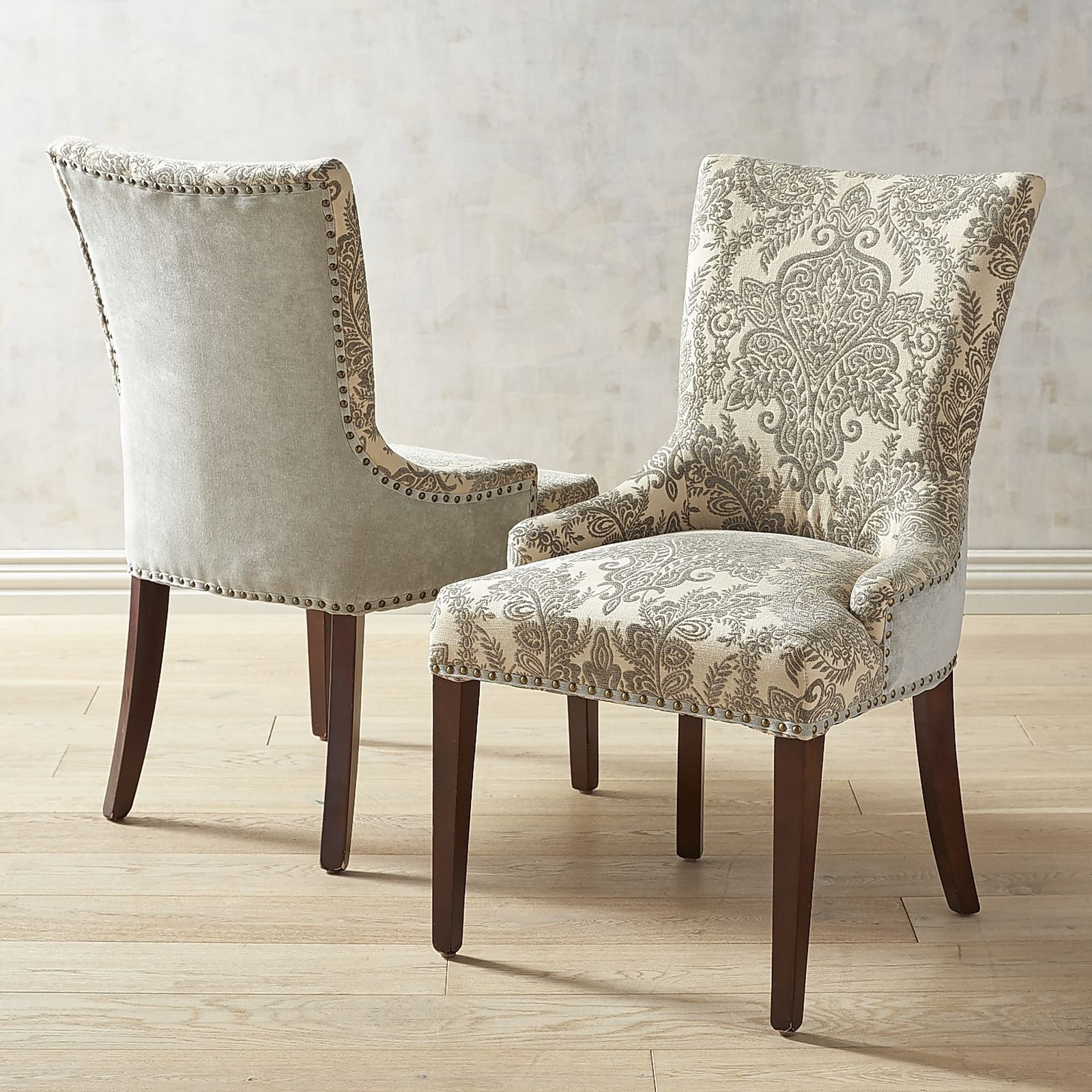 Trendy Dining Room Chairs For 70 Dining Room Chairschomel (View 24 of 25)