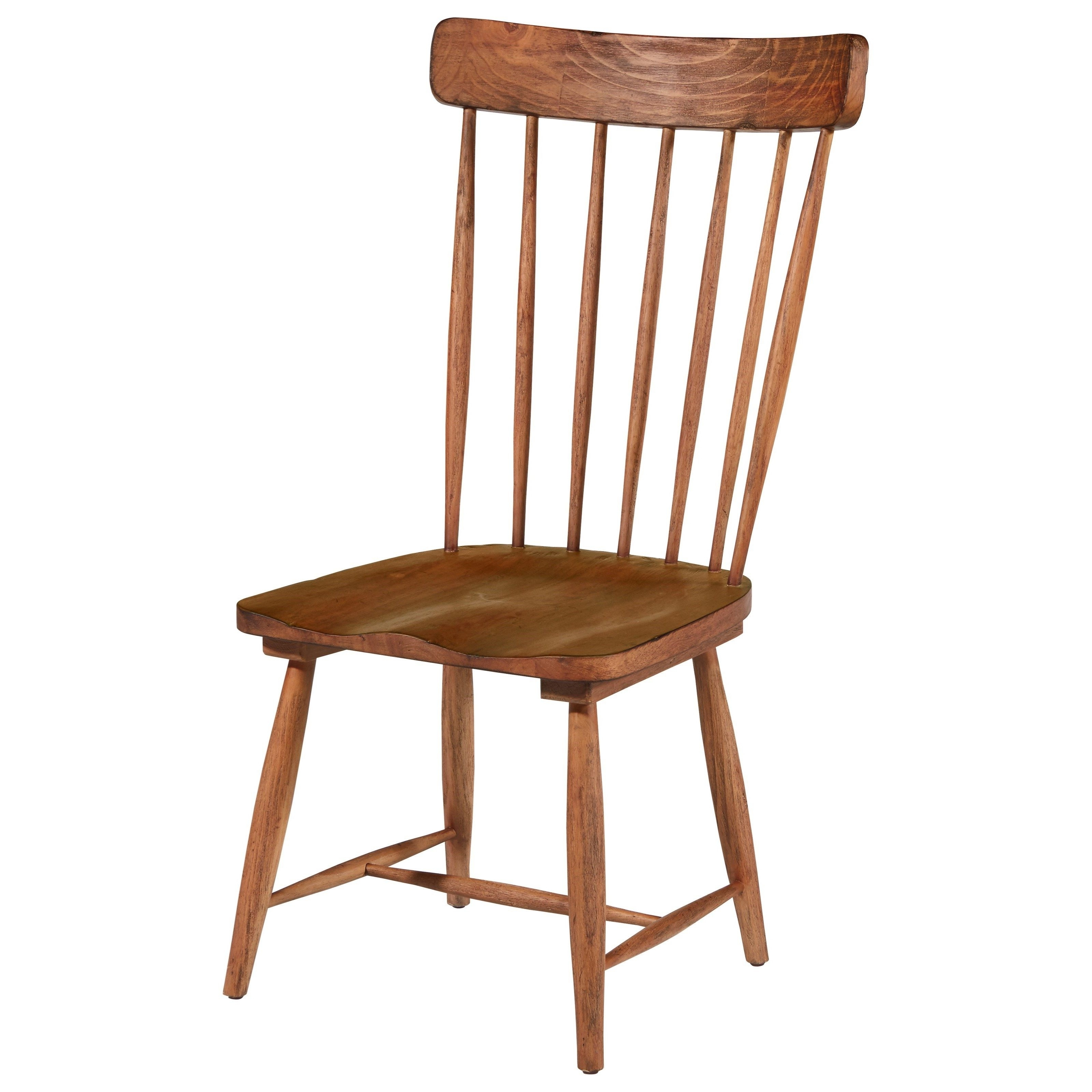 Trendy Farmhouse Spindle Back Side Chairmagnolia Homejoanna Gaines Regarding Magnolia Home Array Dining Tables By Joanna Gaines (View 4 of 25)