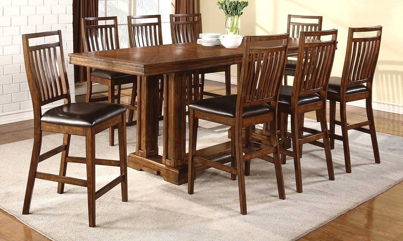 Trendy Get Ready For The Holidays With One Of Our New Dining Table Sets For Rocco 9 Piece Extension Counter Sets (View 14 of 25)