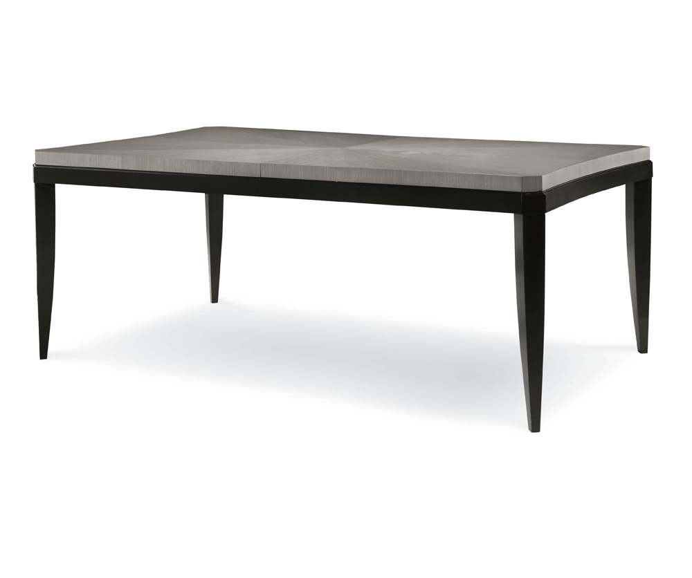 Trendy Jaxon Grey Rectangle Extension Dining Tables Throughout Prelude Dining Table – Decorium Furniture (View 7 of 25)