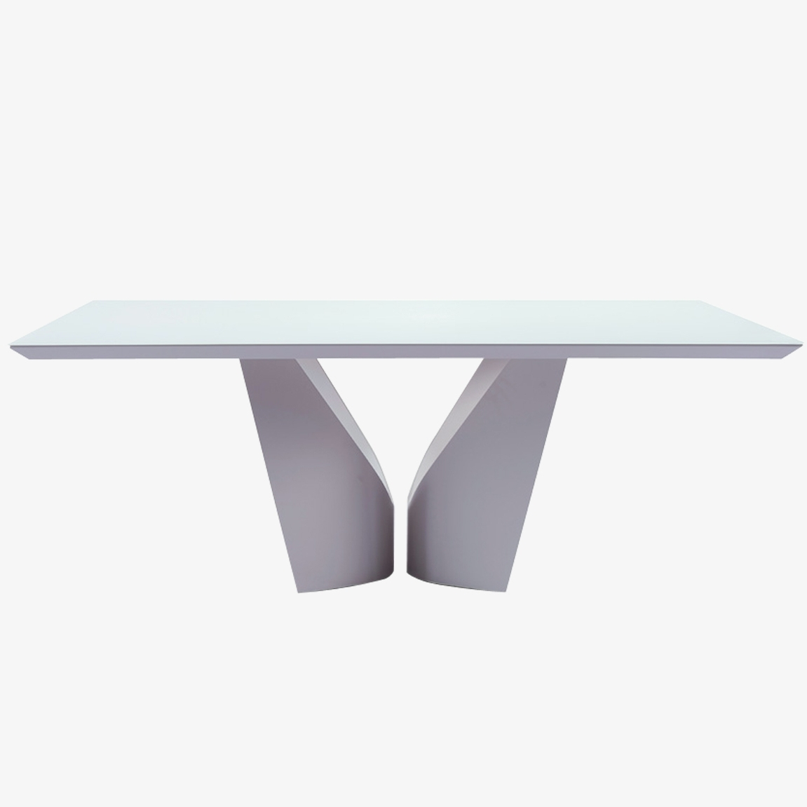 Trendy Modern White Dining Table – Butterfly Table – Mobler Modern And For Edmonton Dining Tables (View 22 of 25)