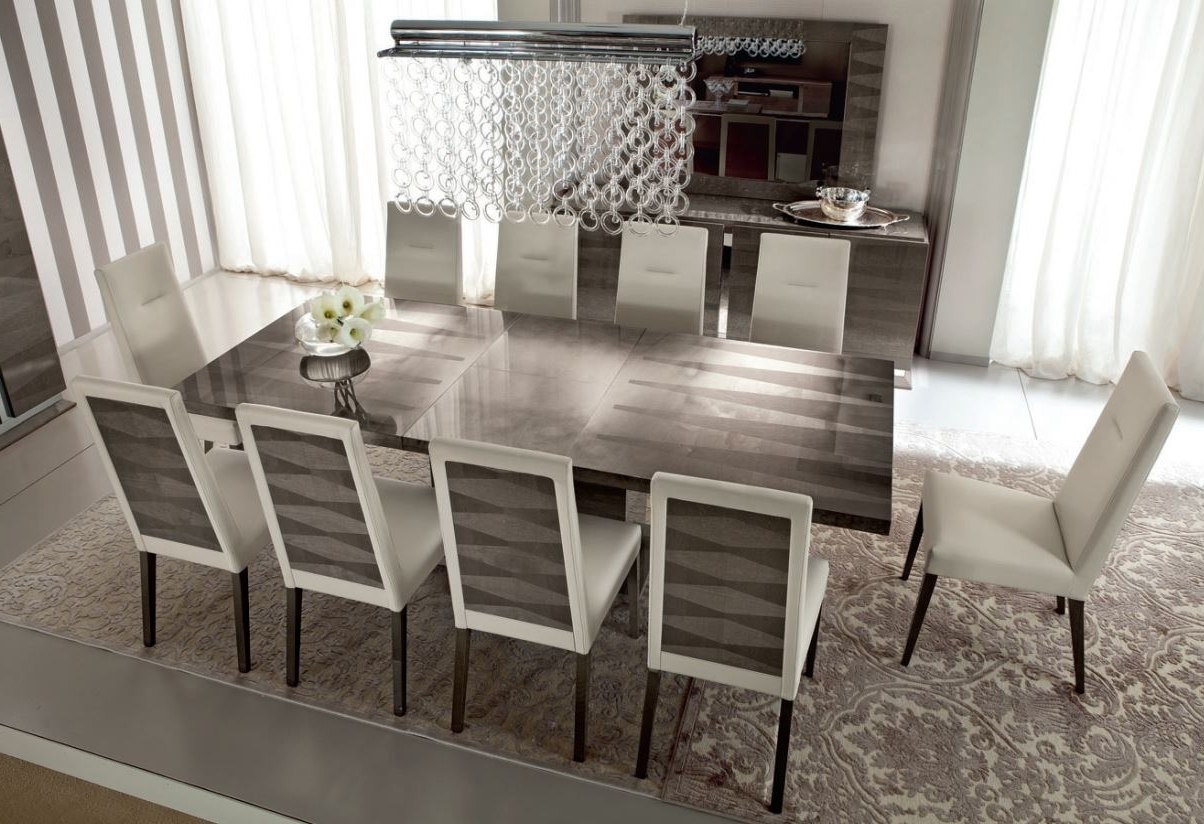 Trendy Monaco Dining Sets In Alf Monaco Extending Dining Table 196/ (View 24 of 25)