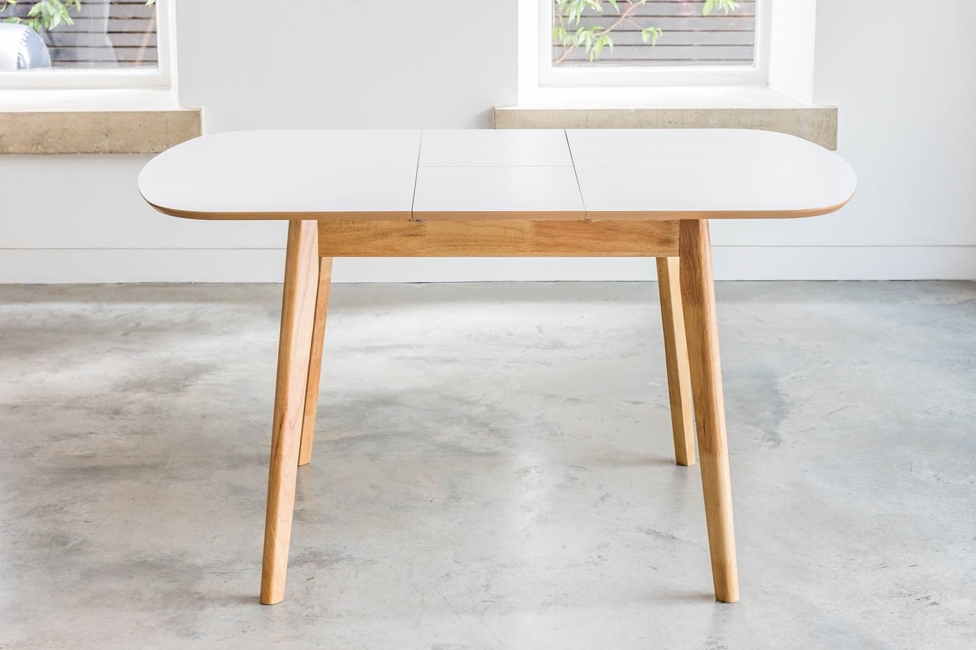 Trendy Oak Extending Dining Tables Sets In Extending Dining Table – Wooden – Home Furniture – Out & Out (View 14 of 25)