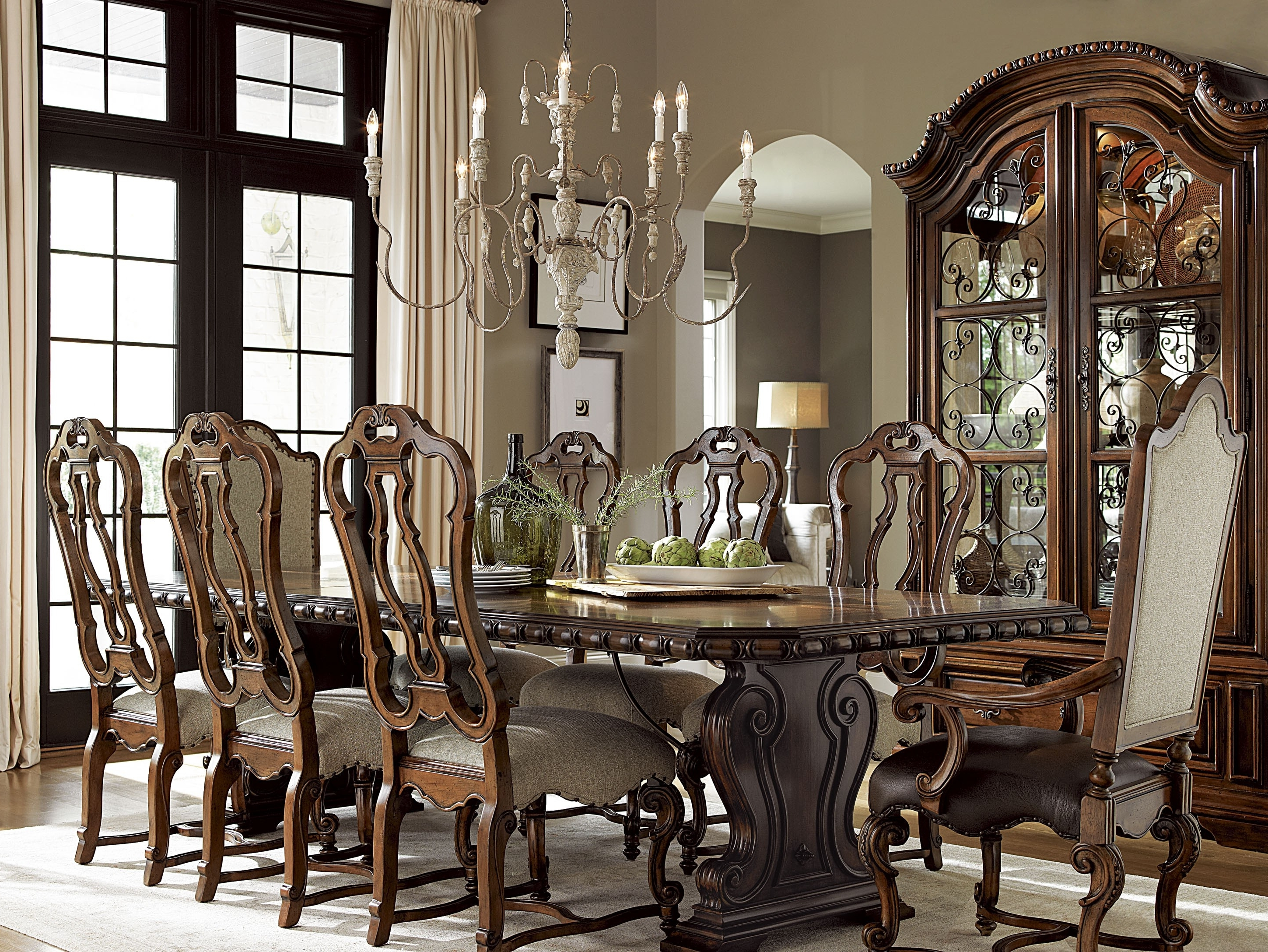 Trendy Universal Dining Tables Regarding Buy Escalera Dining Room Setuniversal From Www.mmfurniture (View 15 of 25)