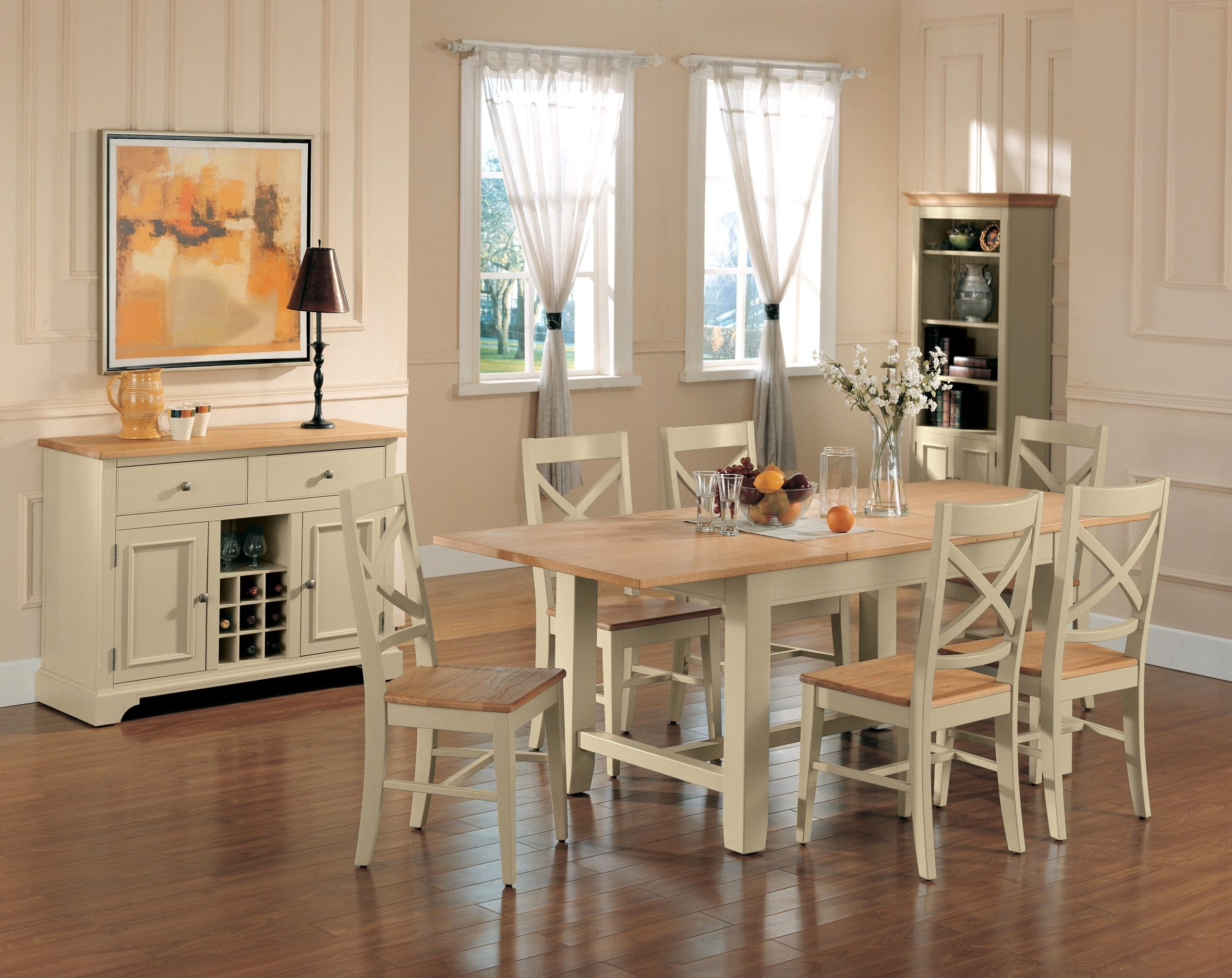 Trendy Wonderful Chic Dining Chairs Rooms Shabby Chic Dining Room Decor As Inside Shabby Chic Dining Chairs (View 9 of 25)