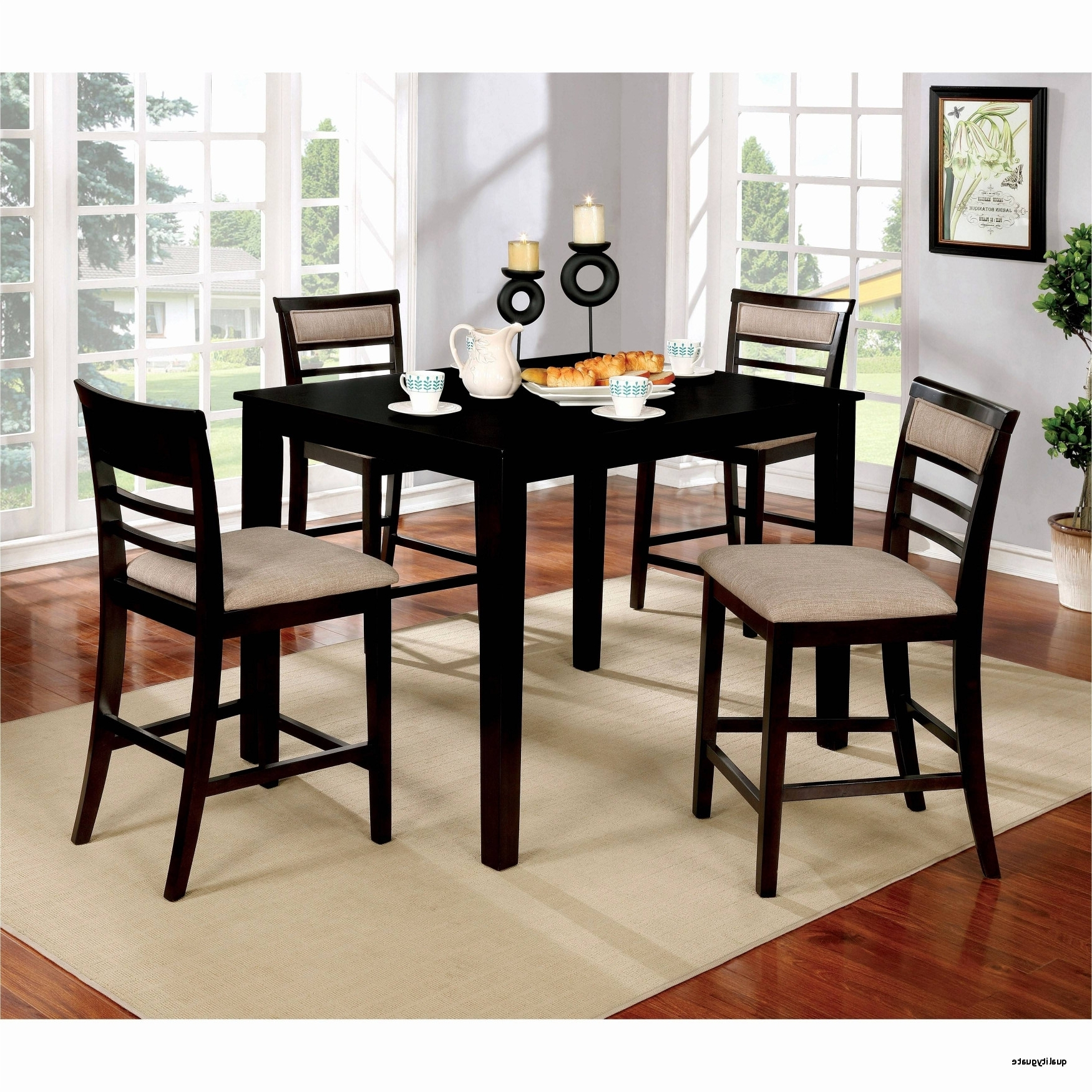 Two Person Dining Tables Pertaining To 2018 2 Person Dining Set – Home Design Ideas And Pictures (View 18 of 25)