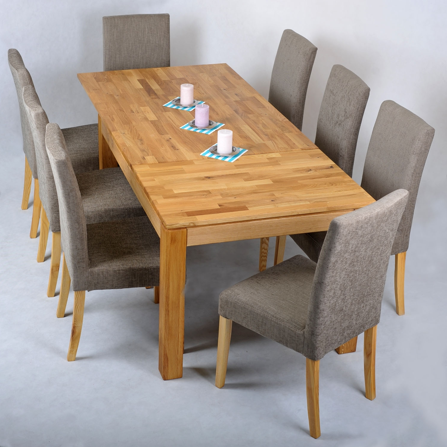 Unique Oak Dining Table : Ugarelay - Ideas To Care Oak Dining Table inside Current Oak Extending Dining Tables And 4 Chairs