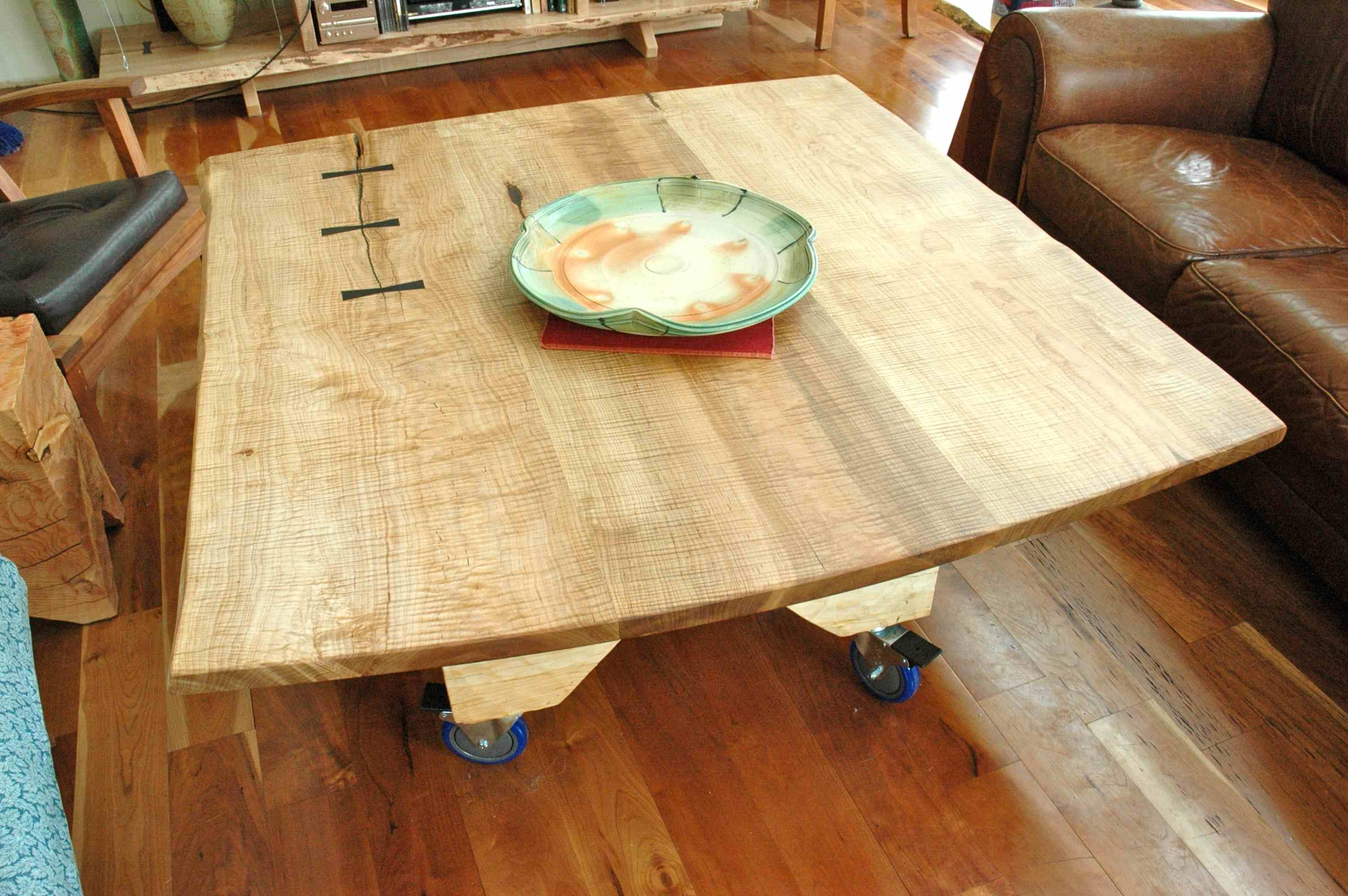 Unusual Dining Tables For Sale Throughout Trendy Maple Dining Tables: Handmadedumond's Custom Wood Furniture (View 22 of 25)