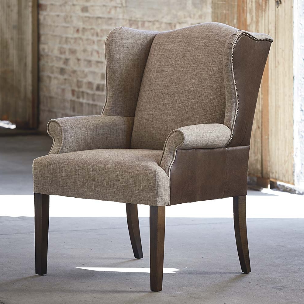 Upholstered High Back Dining Chair for Best and Newest High Back Leather Dining Chairs