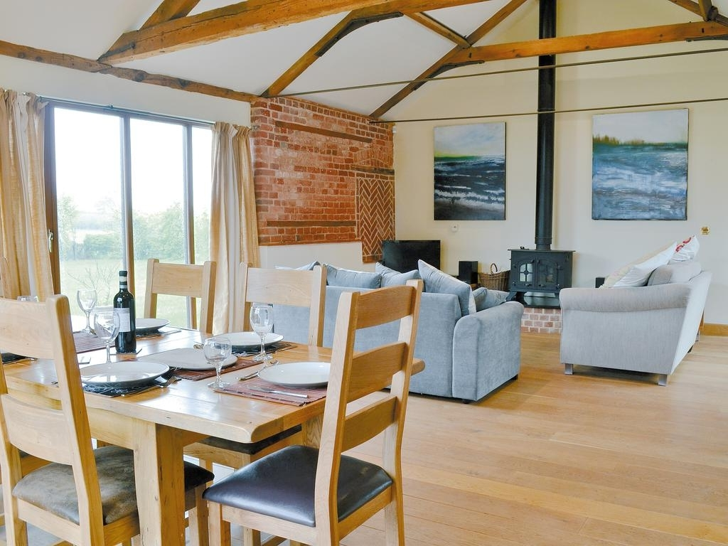 Vacation Home Partridge Barn, Sculthorpe, Uk – Booking For Recent Partridge 6 Piece Dining Sets (View 14 of 25)