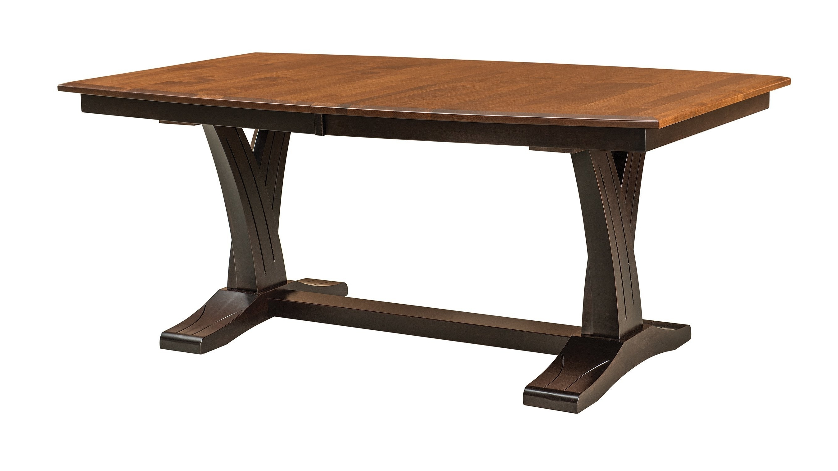 Valencia 72 Inch Extension Trestle Dining Tables inside Popular Trestle Dining Table - Photos Table And Pillow Weirdmonger