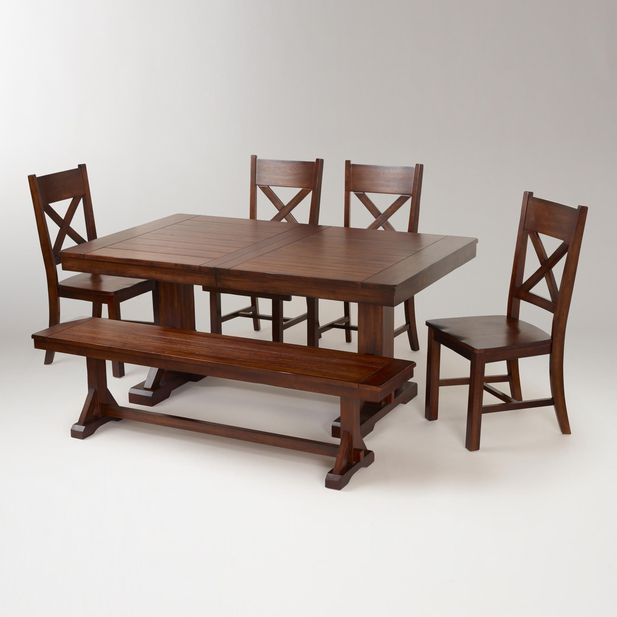 Verona Dining Tables for Well known Mahogany Verona Dining Collection-Dining Tables-Dining Room