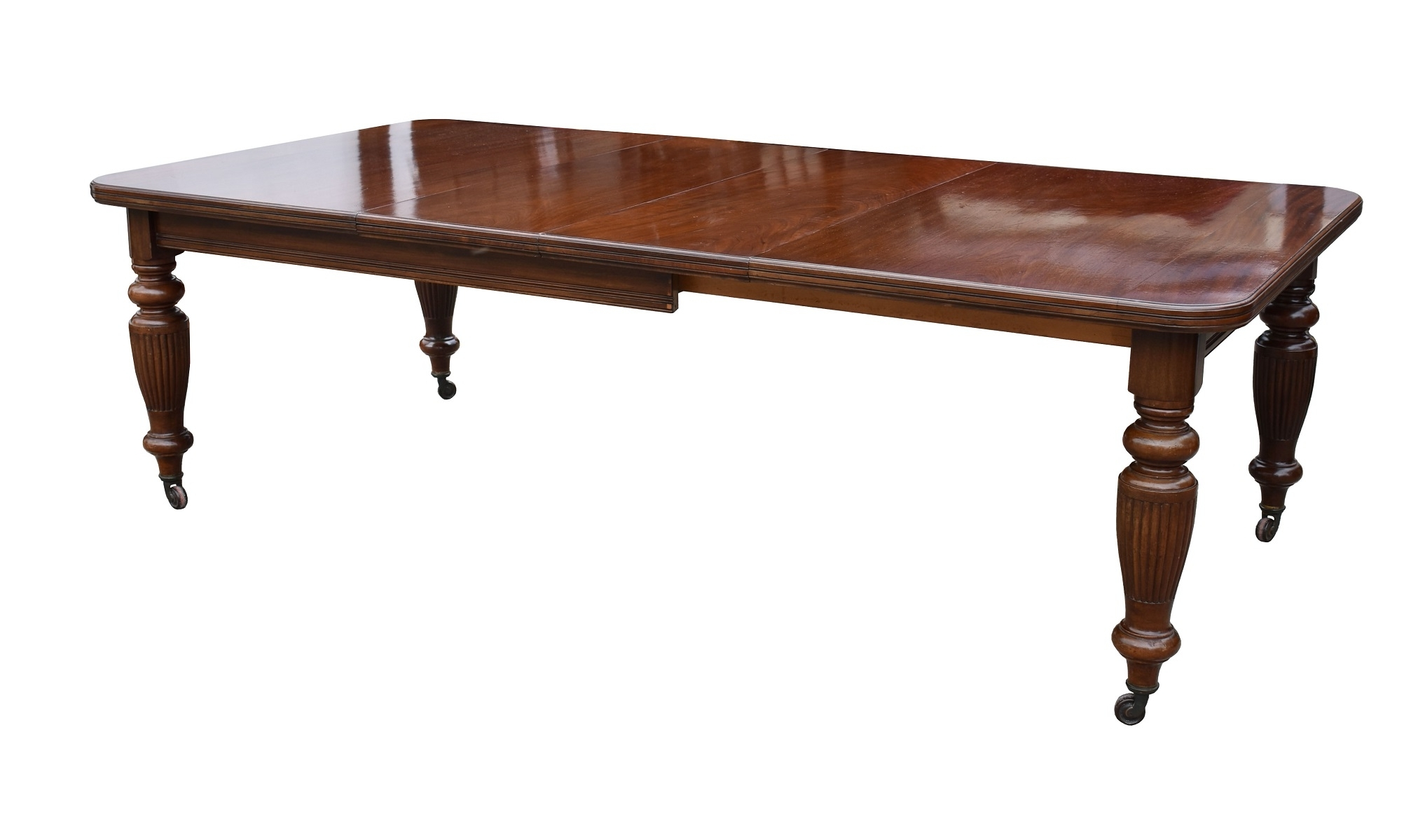 Victorian Mahogany Extending Dining Table Regarding 2017 Mahogany Extending Dining Tables (View 24 of 25)