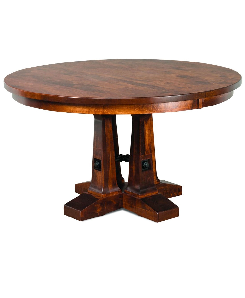 Vienna Round Dining Table – Amish Direct Furniture With Regard To Well Known Vienna Dining Tables (View 12 of 25)