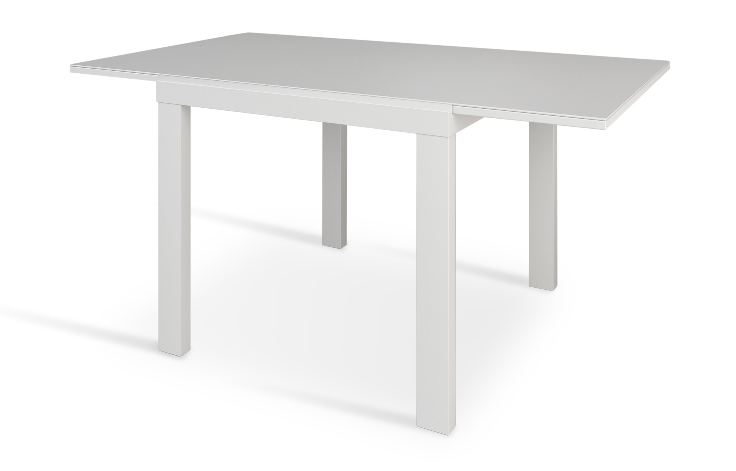Viesso throughout Widely used Glass Folding Dining Tables