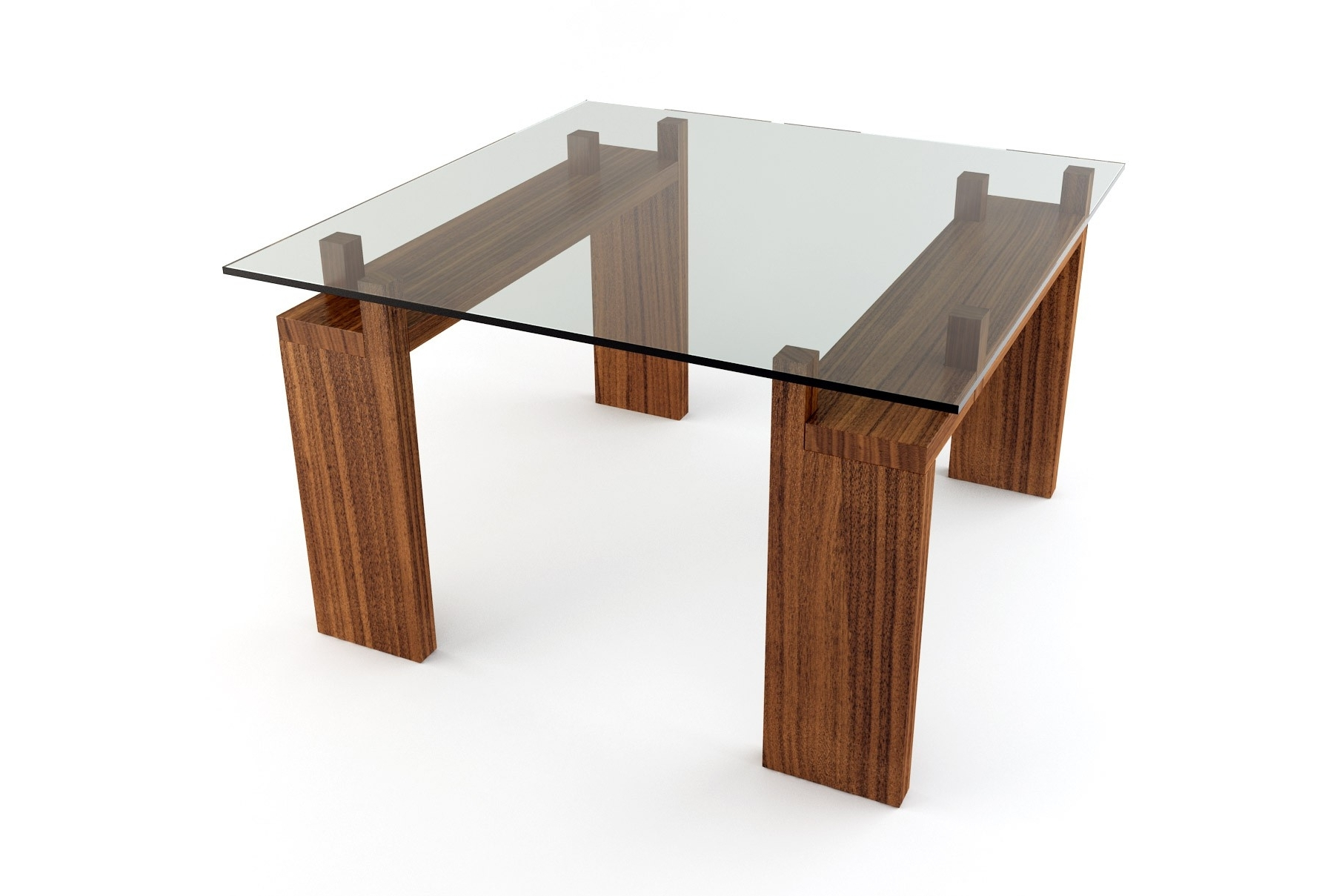 Viesso With Regard To Wooden Glass Dining Tables (Gallery 23 of 25)