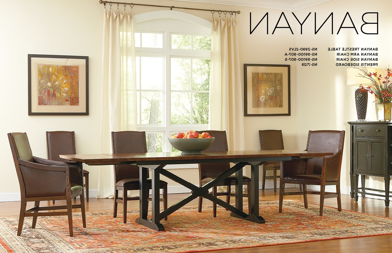Walden Extension Dining Tables Pertaining To 2018 Nichols & Stone (View 20 of 25)