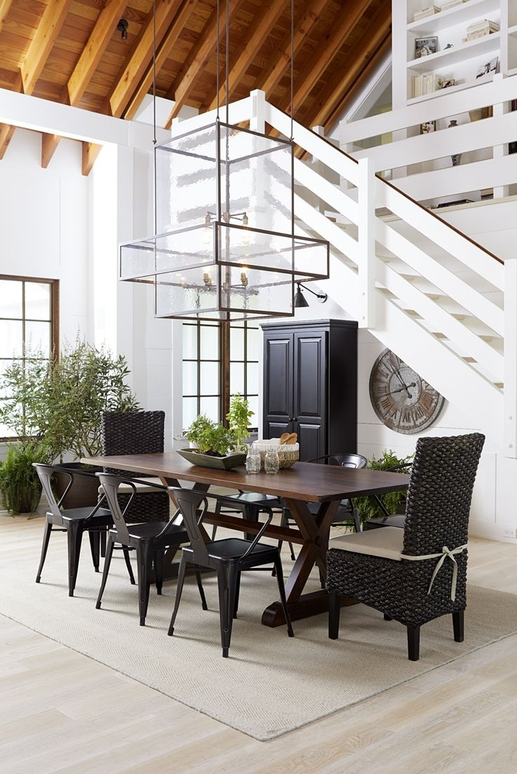 Warm, Inviting And Markedthe Quality Of True Artisanal Pertaining To Popular Artisanal Dining Tables (View 9 of 25)