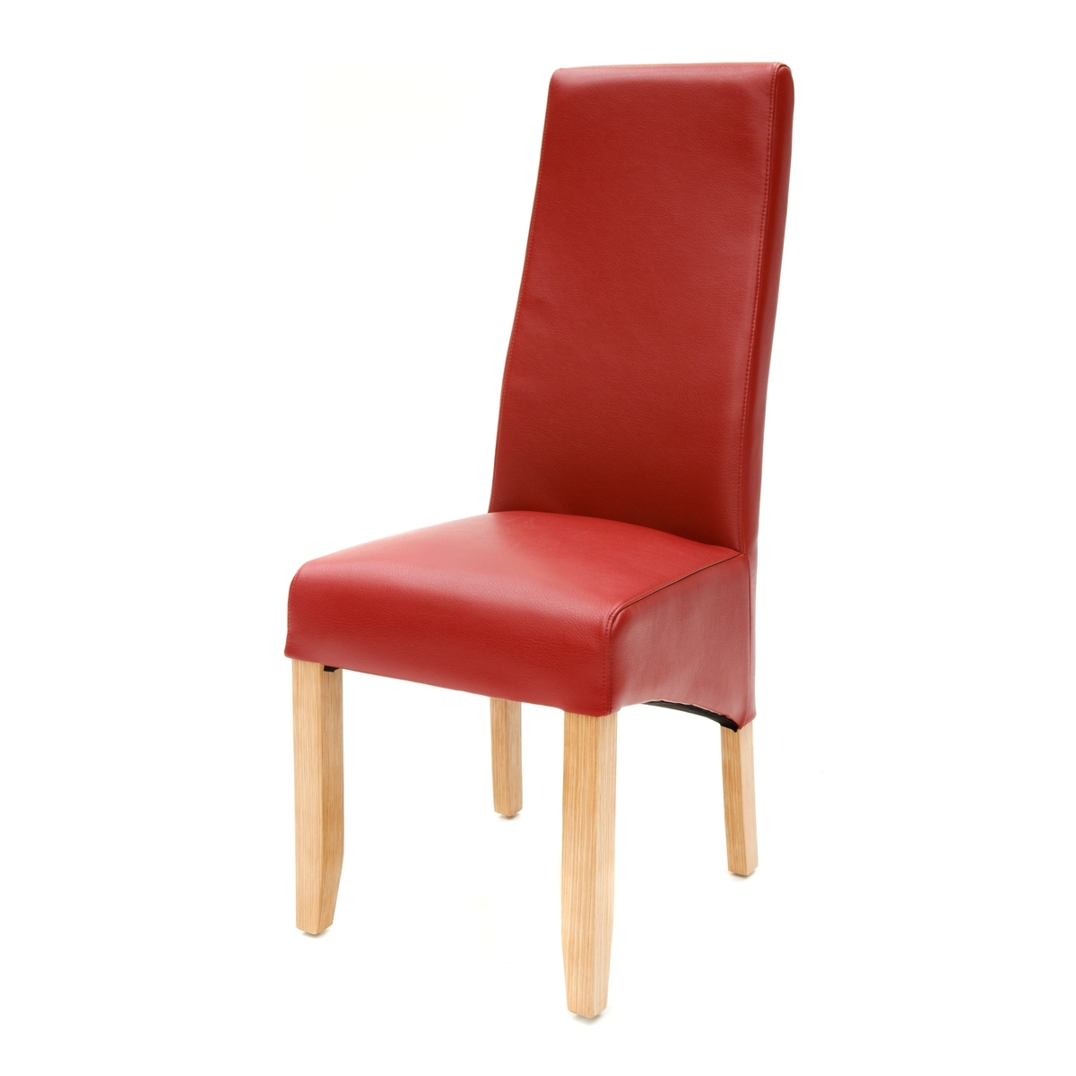 Wavey Dining Chair – Scs Endurance Mirage Red – Willis & Gambier Outlet With Regard To Most Popular Scs Dining Tables (View 10 of 25)