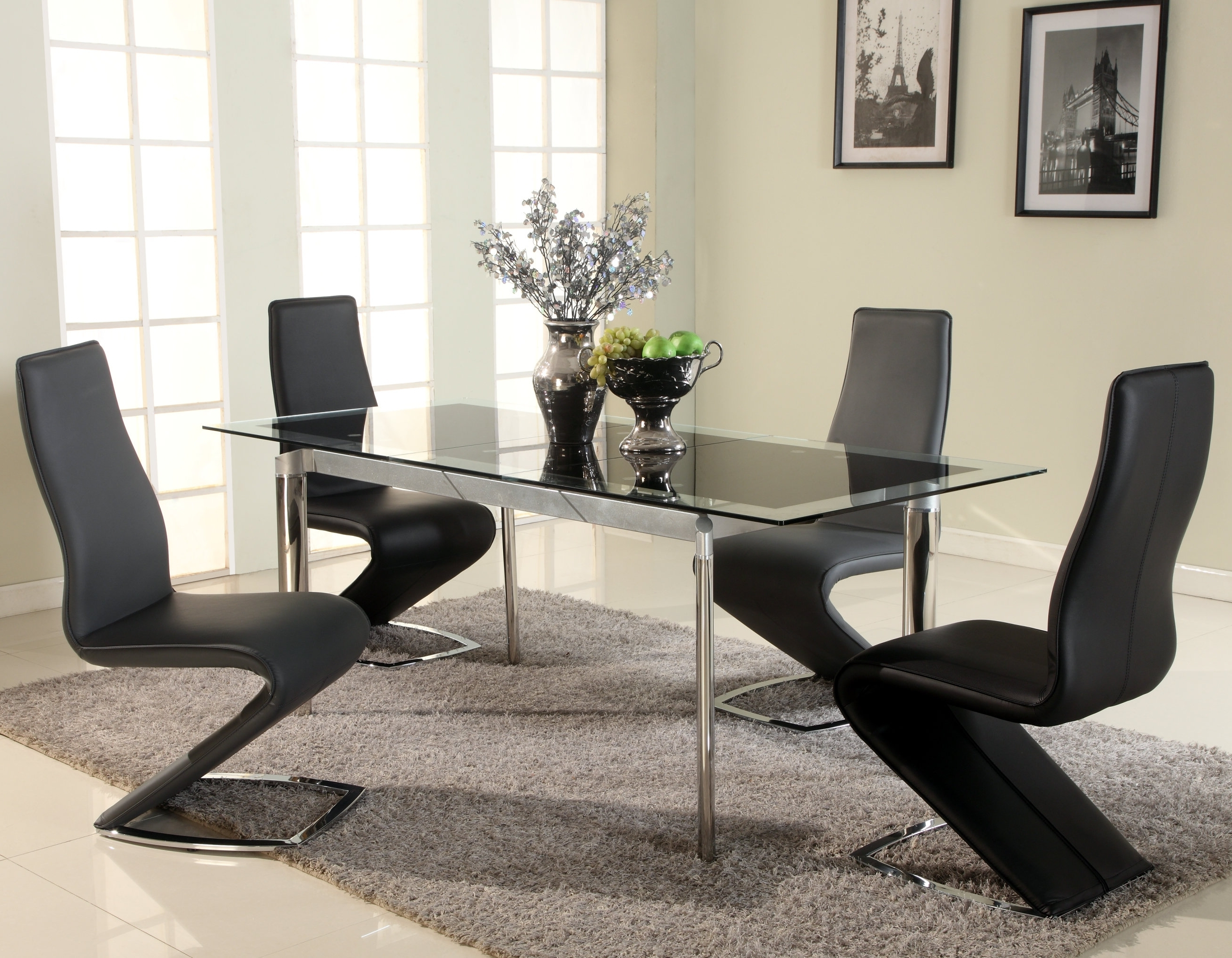 Wayfair In Famous Extendable Glass Dining Tables (View 7 of 25)