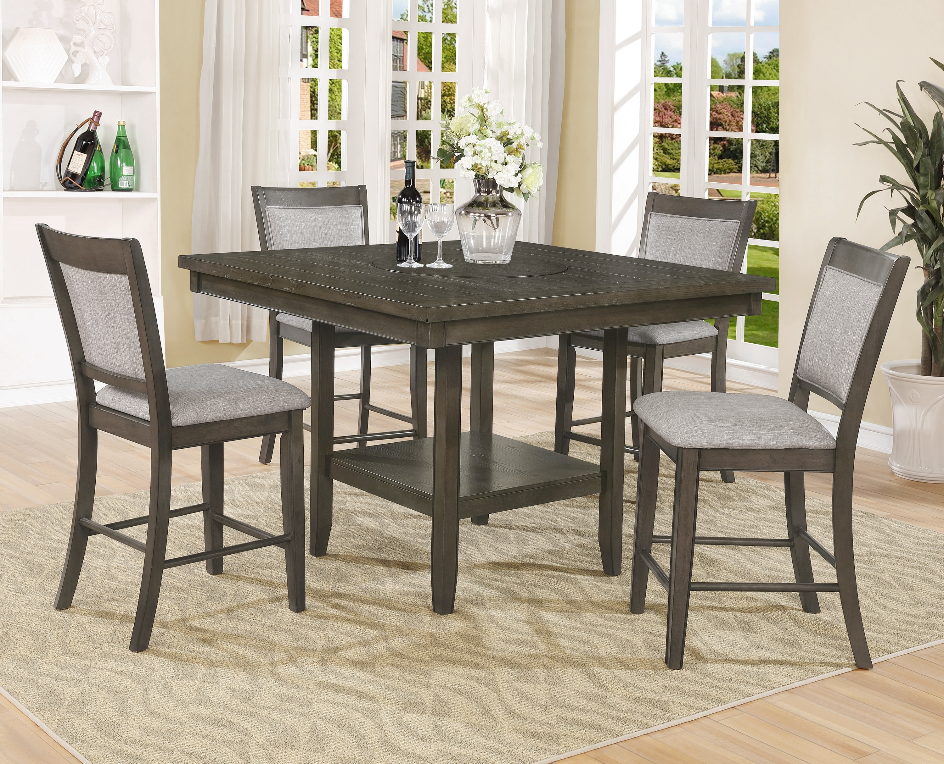 Wayfair Inside Most Recent Parquet 7 Piece Dining Sets (View 16 of 25)