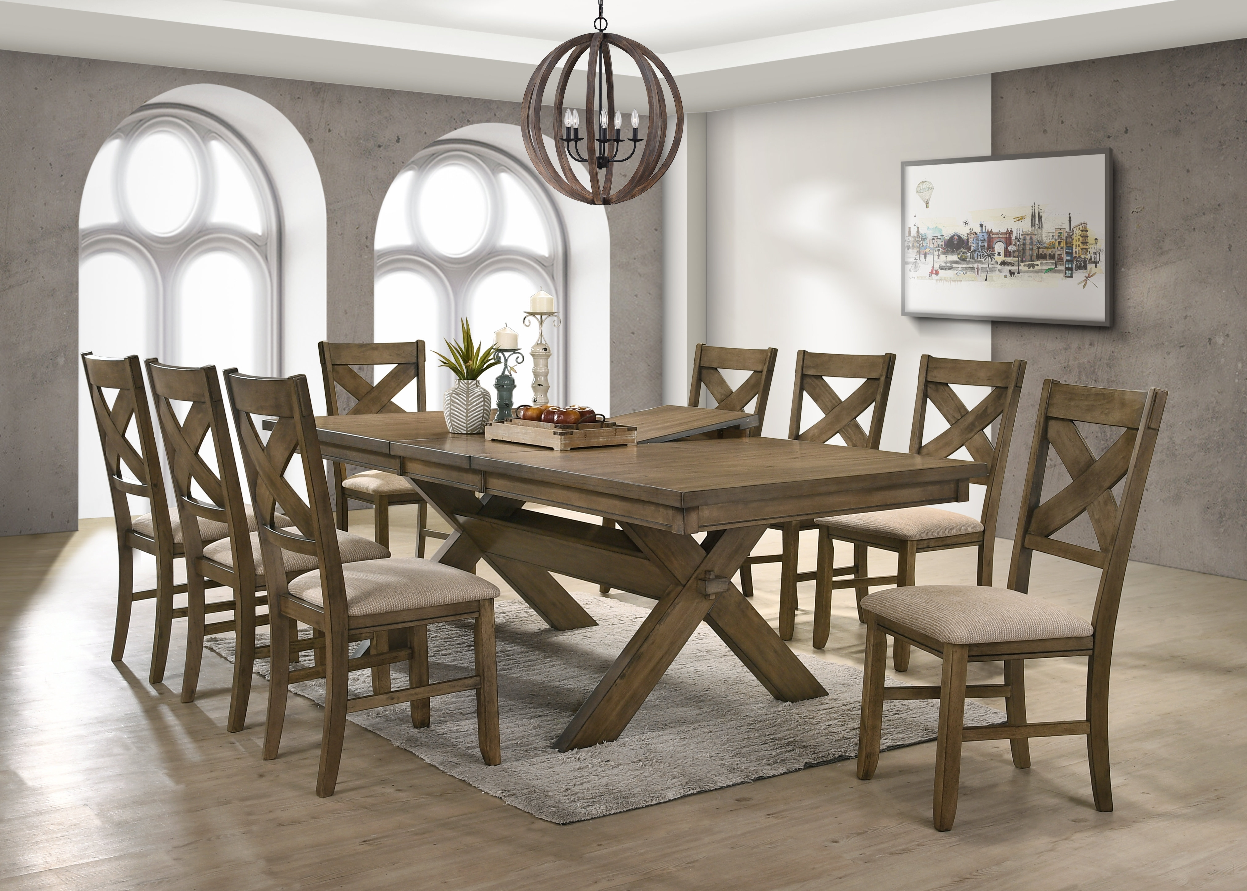 Wayfair Intended For Chandler 7 Piece Extension Dining Sets With Wood Side Chairs (View 14 of 25)