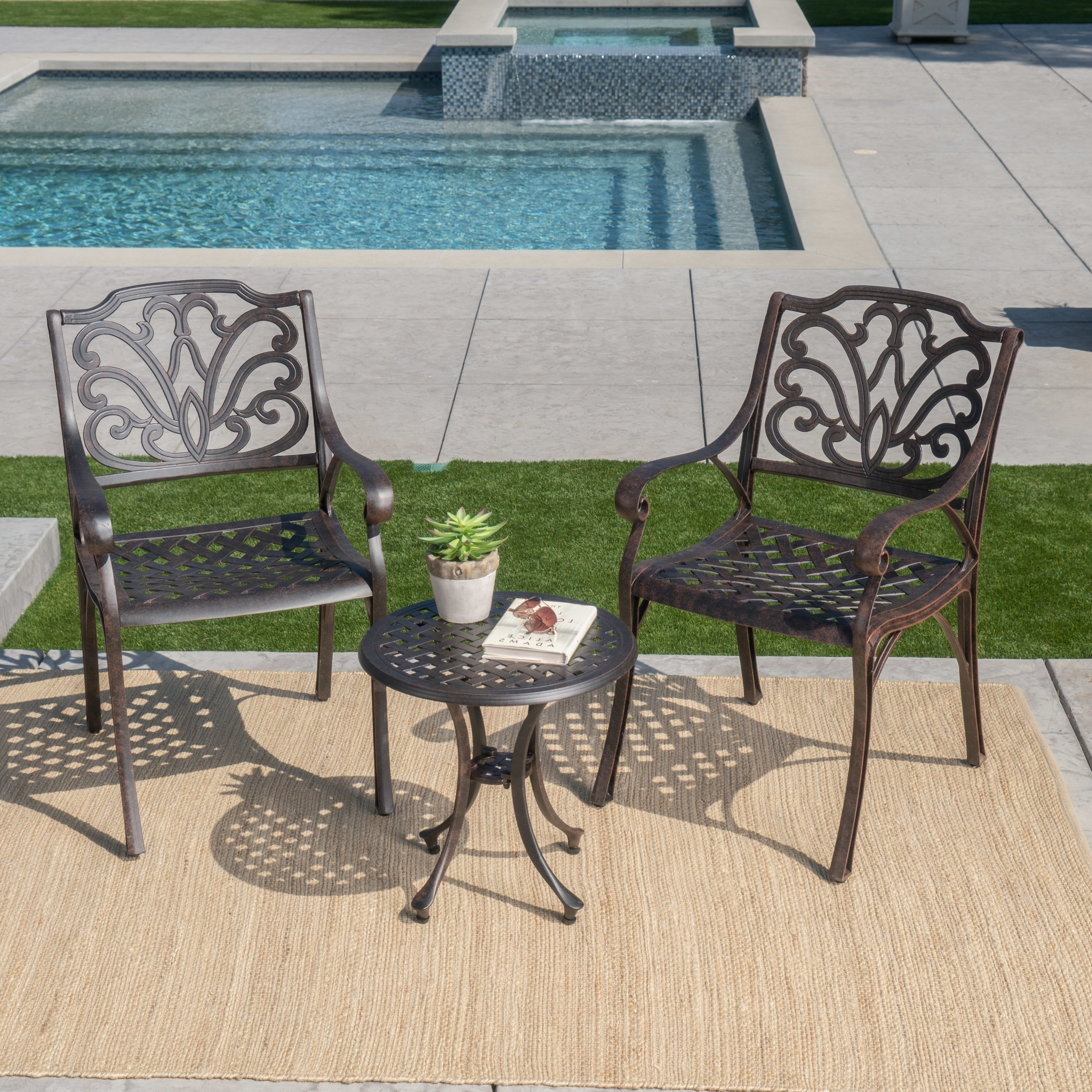 Wayfair Pertaining To Best And Newest Palazzo 7 Piece Rectangle Dining Sets With Joss Side Chairs (View 17 of 25)