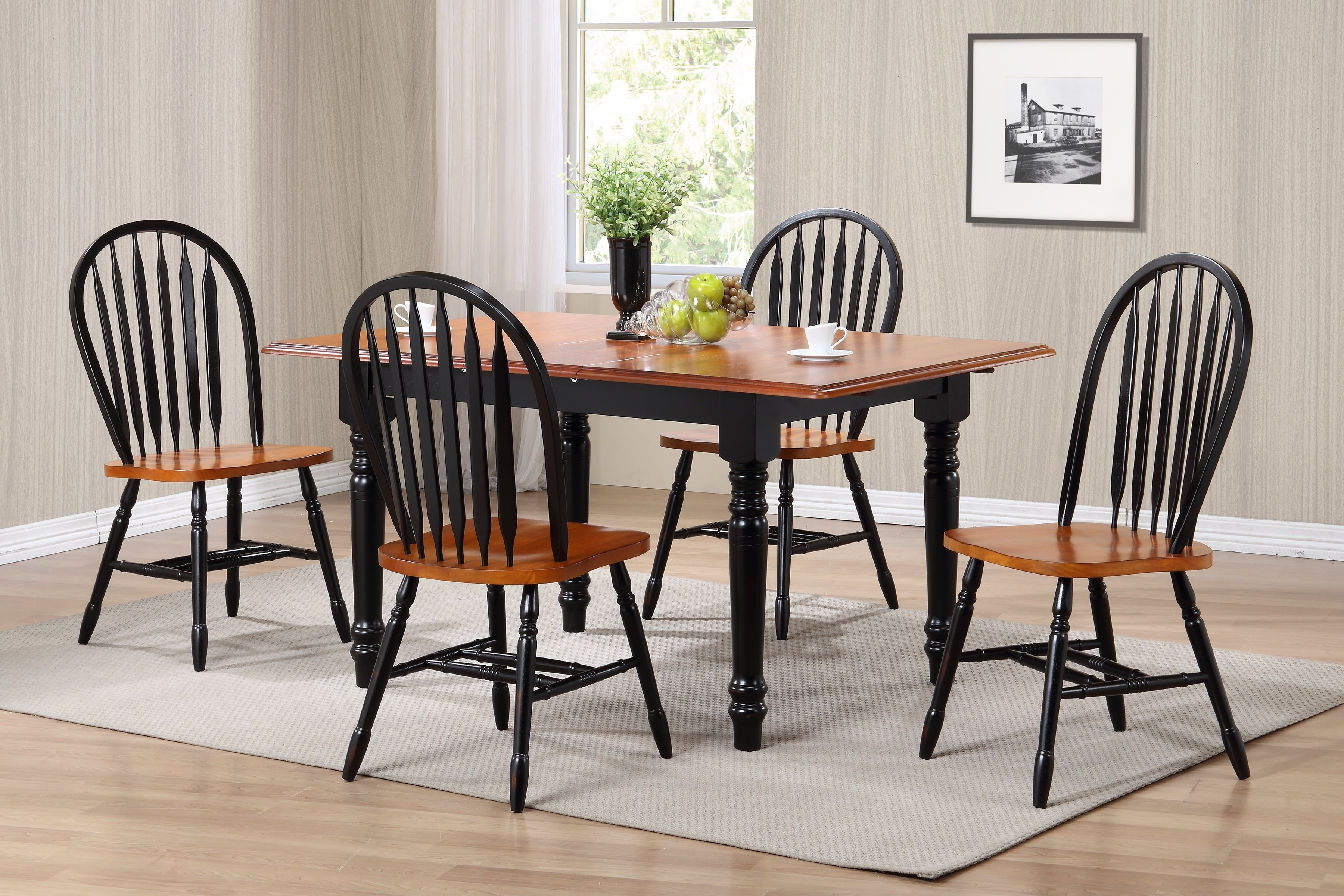 Featured Photo of Kirsten 5 Piece Dining Sets