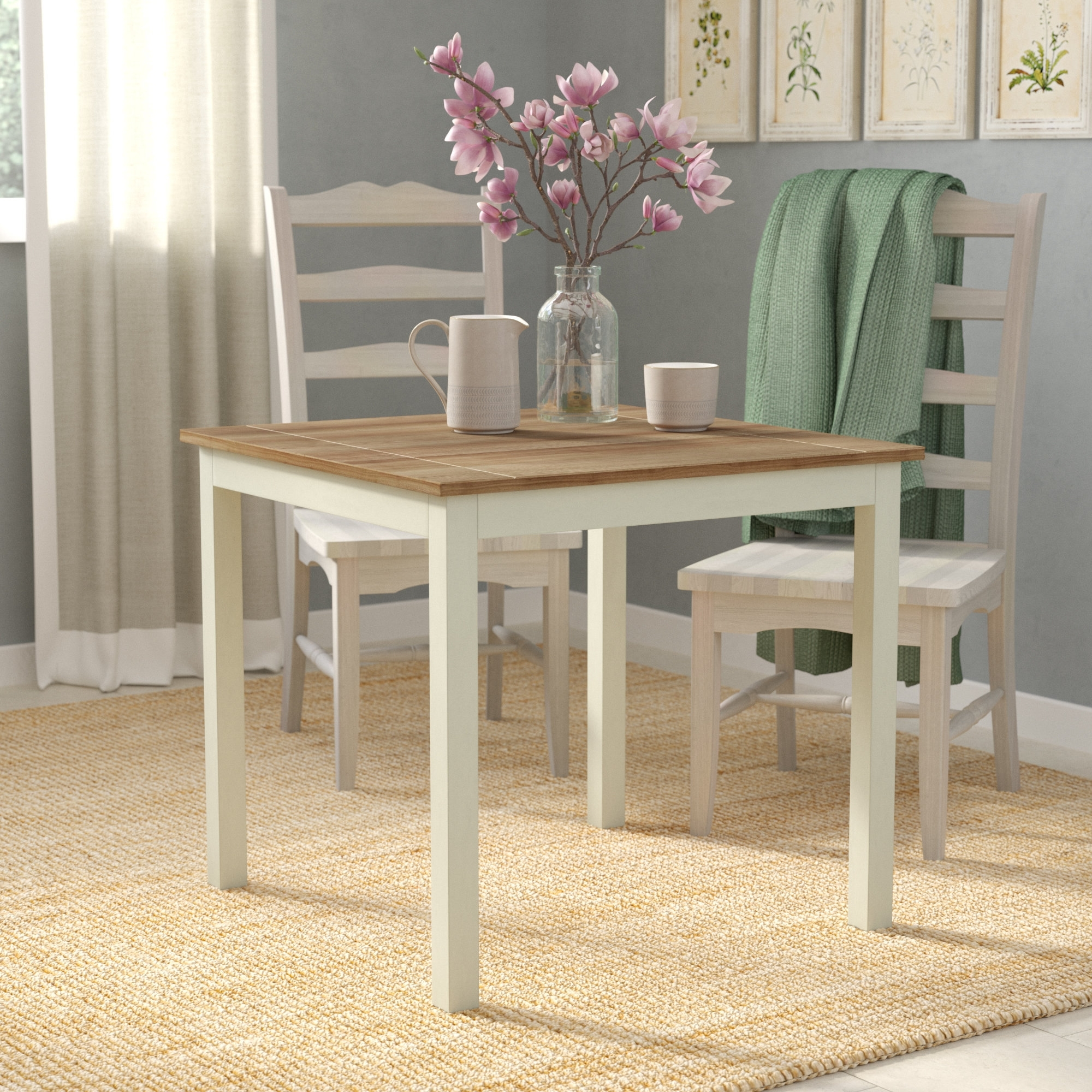Wayfair Pertaining To Latest Modern Dining Room Sets (View 24 of 25)