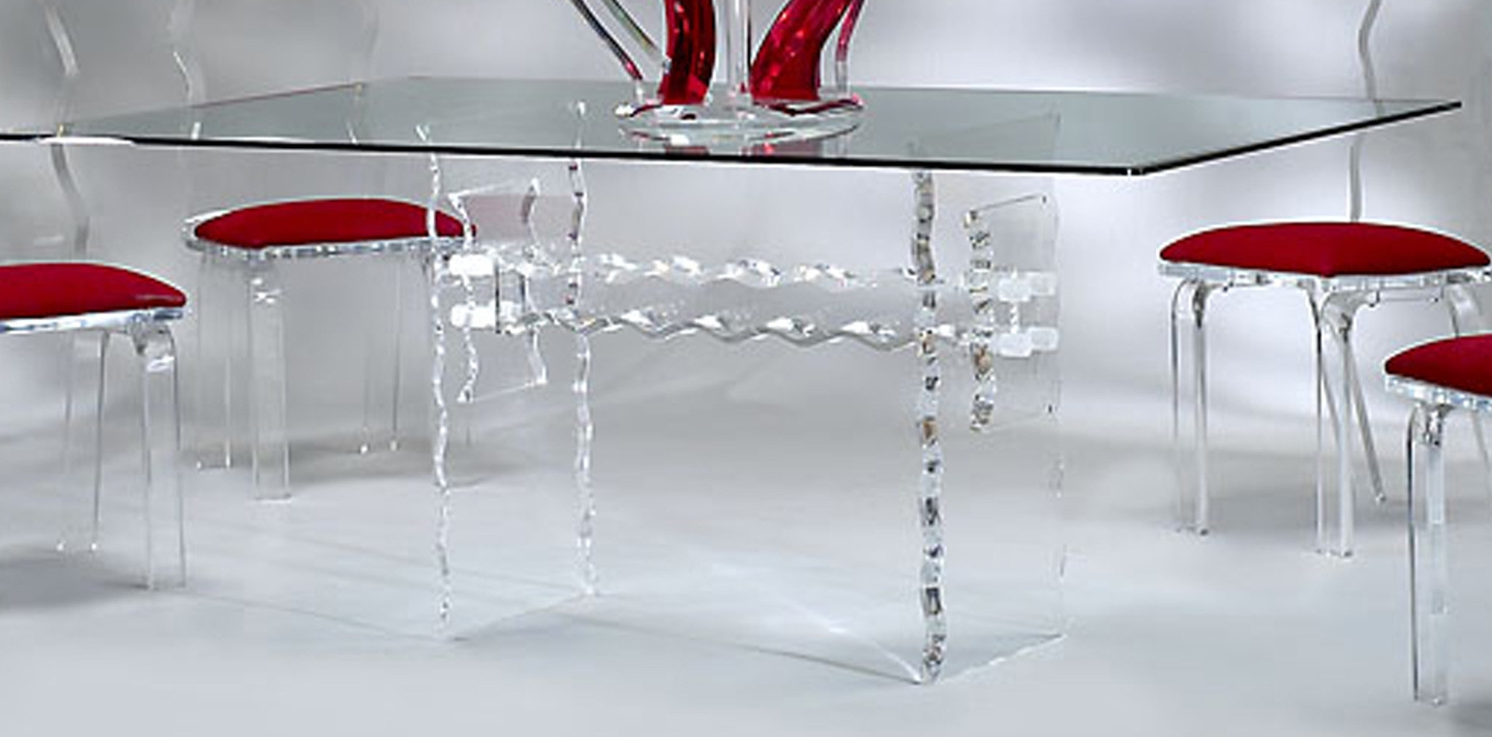 Wayfair Regarding Crystal Dining Tables (View 20 of 25)