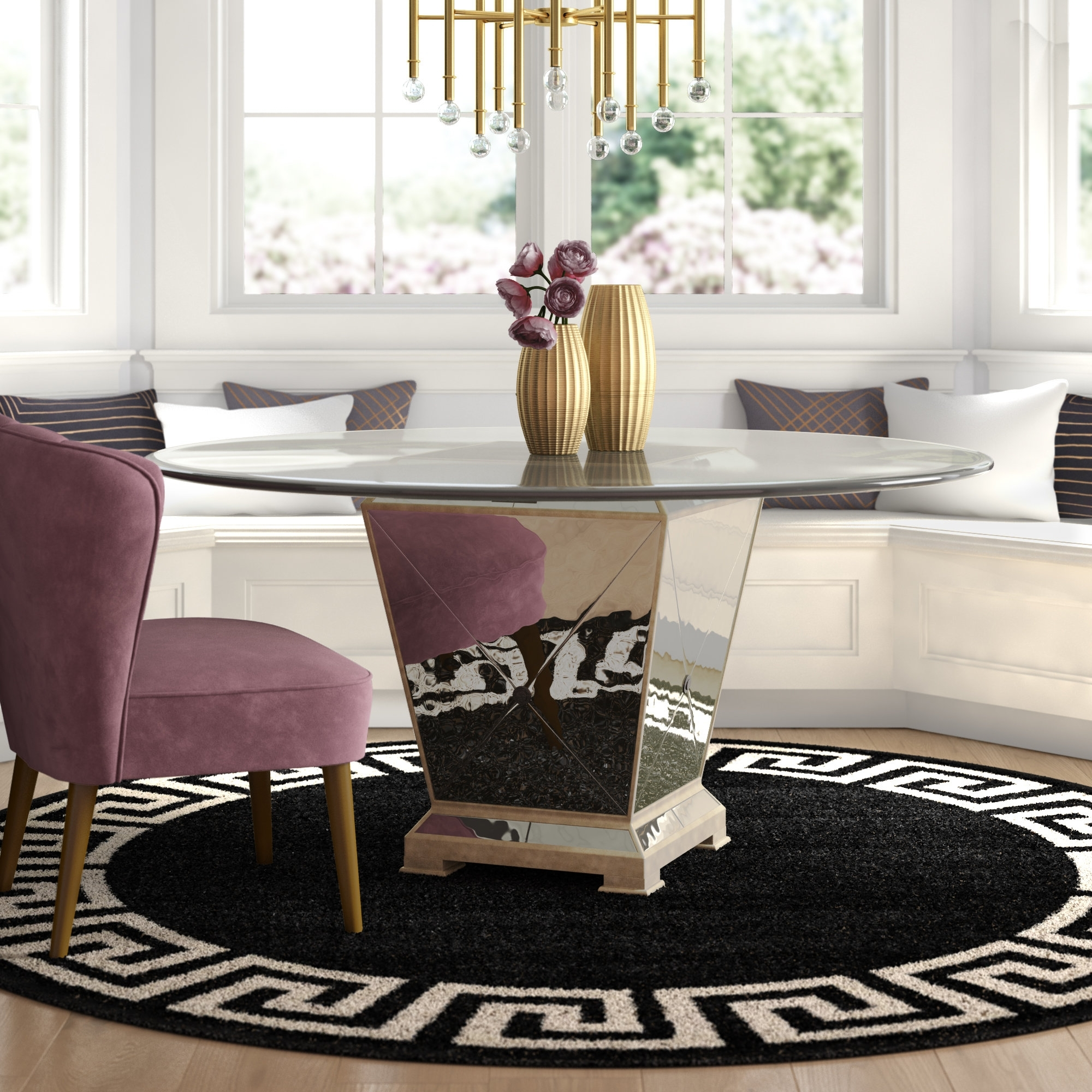 Wayfair With Macie 5 Piece Round Dining Sets (View 24 of 25)